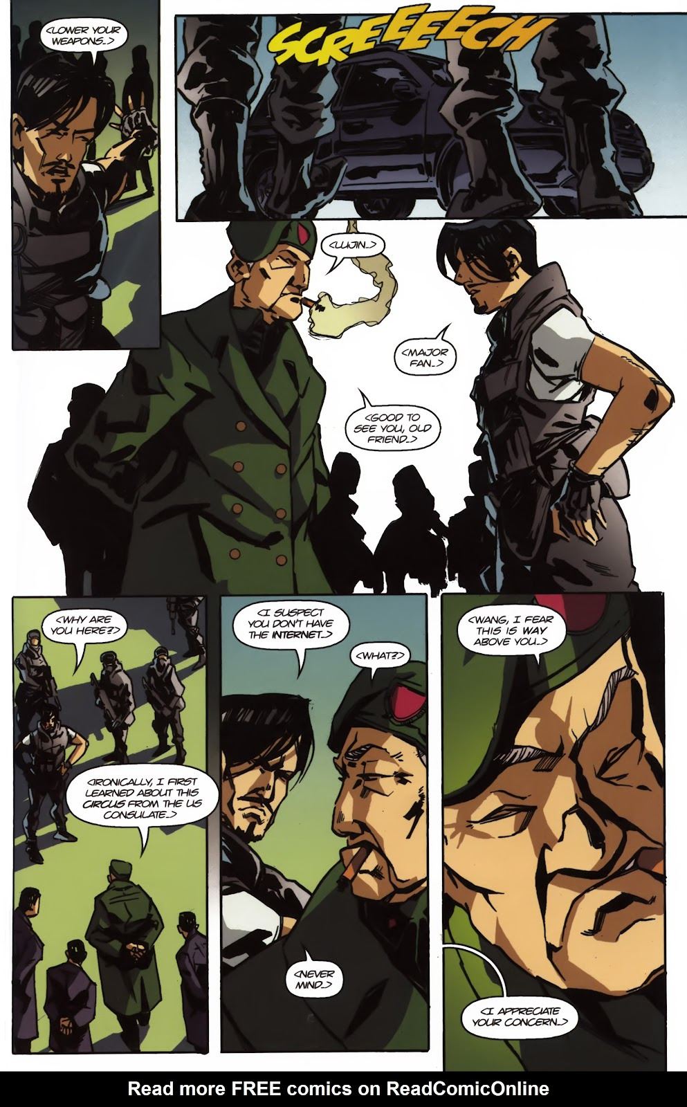 Read online Ricky Rouse Has A Gun comic -  Issue # TPB (Part 2) - 10