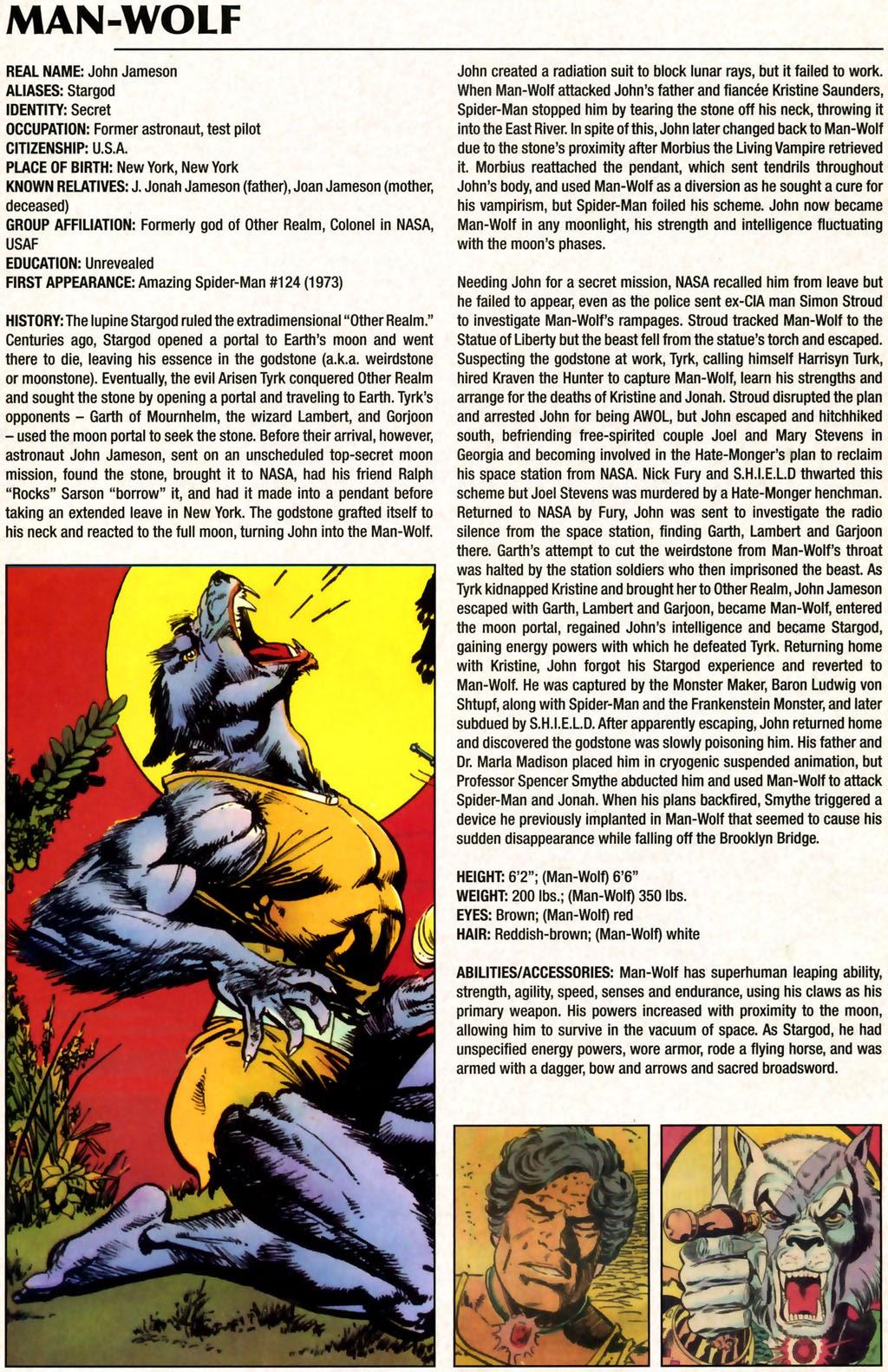 Read online Marvel Legacy: The 1970's Handbook comic -  Issue # Full - 38