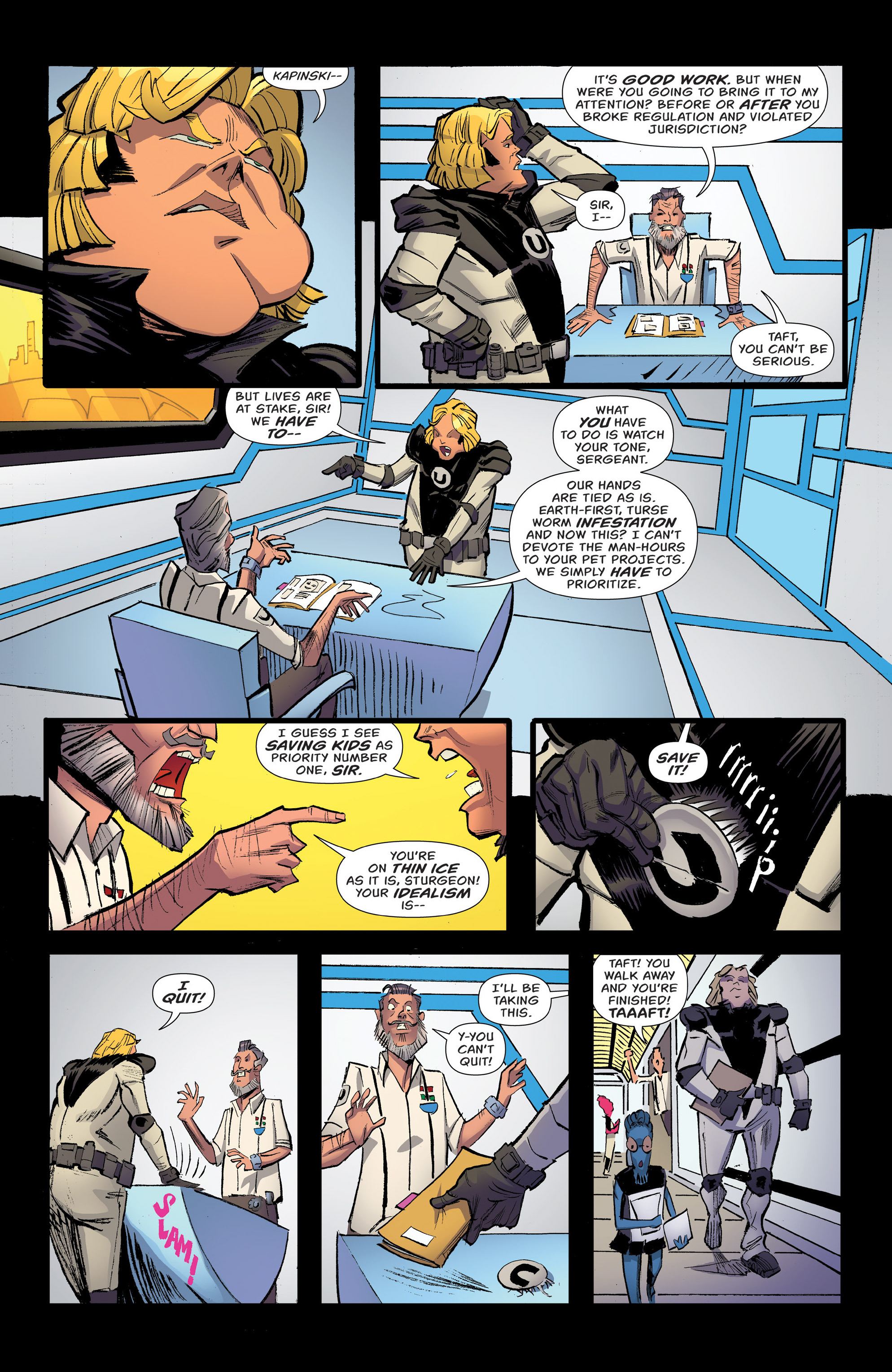 Read online Shutter comic -  Issue #26 - 25