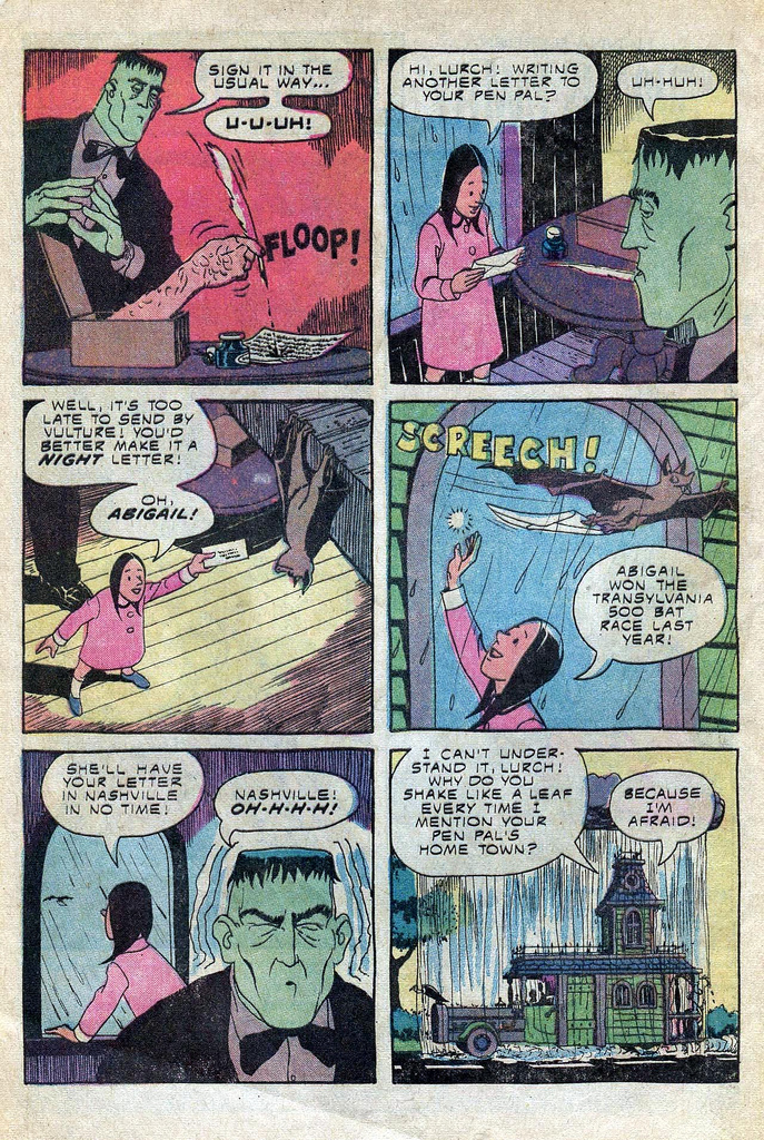 Read online Addams Family comic -  Issue #3 - 31