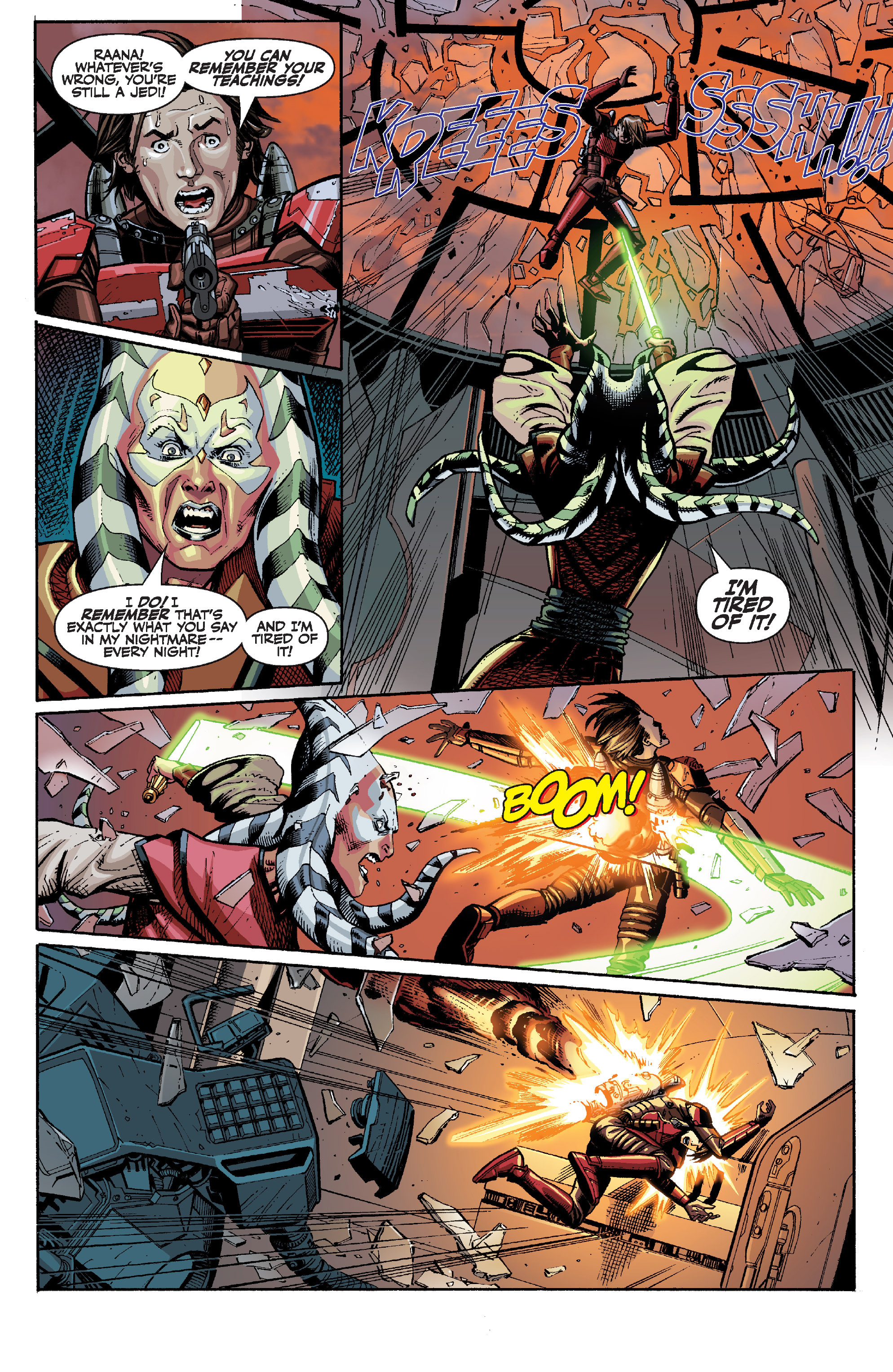 Read online Star Wars Omnibus comic -  Issue # Vol. 32 - 135