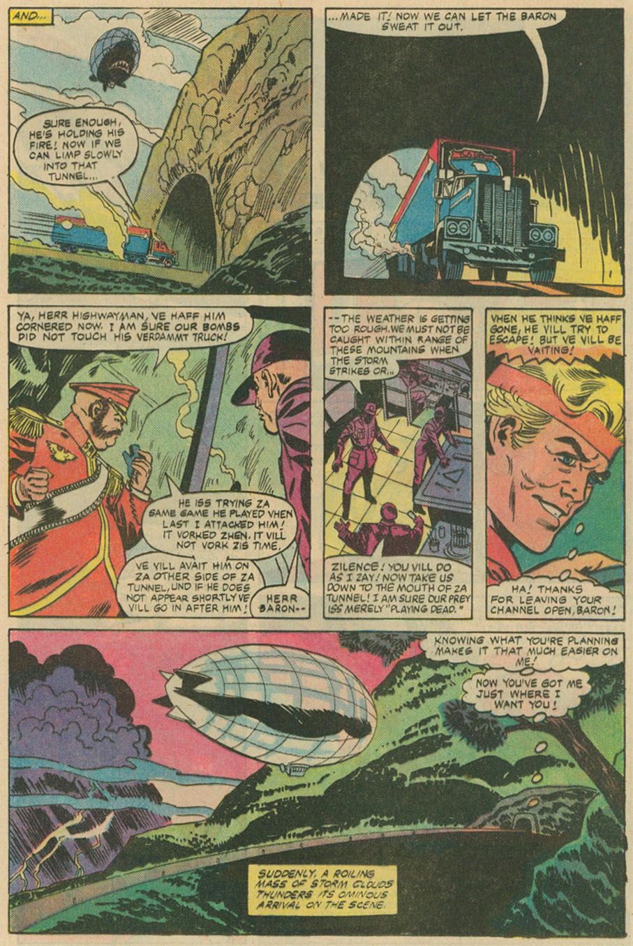 Read online U.S. 1 comic -  Issue #4 - 18