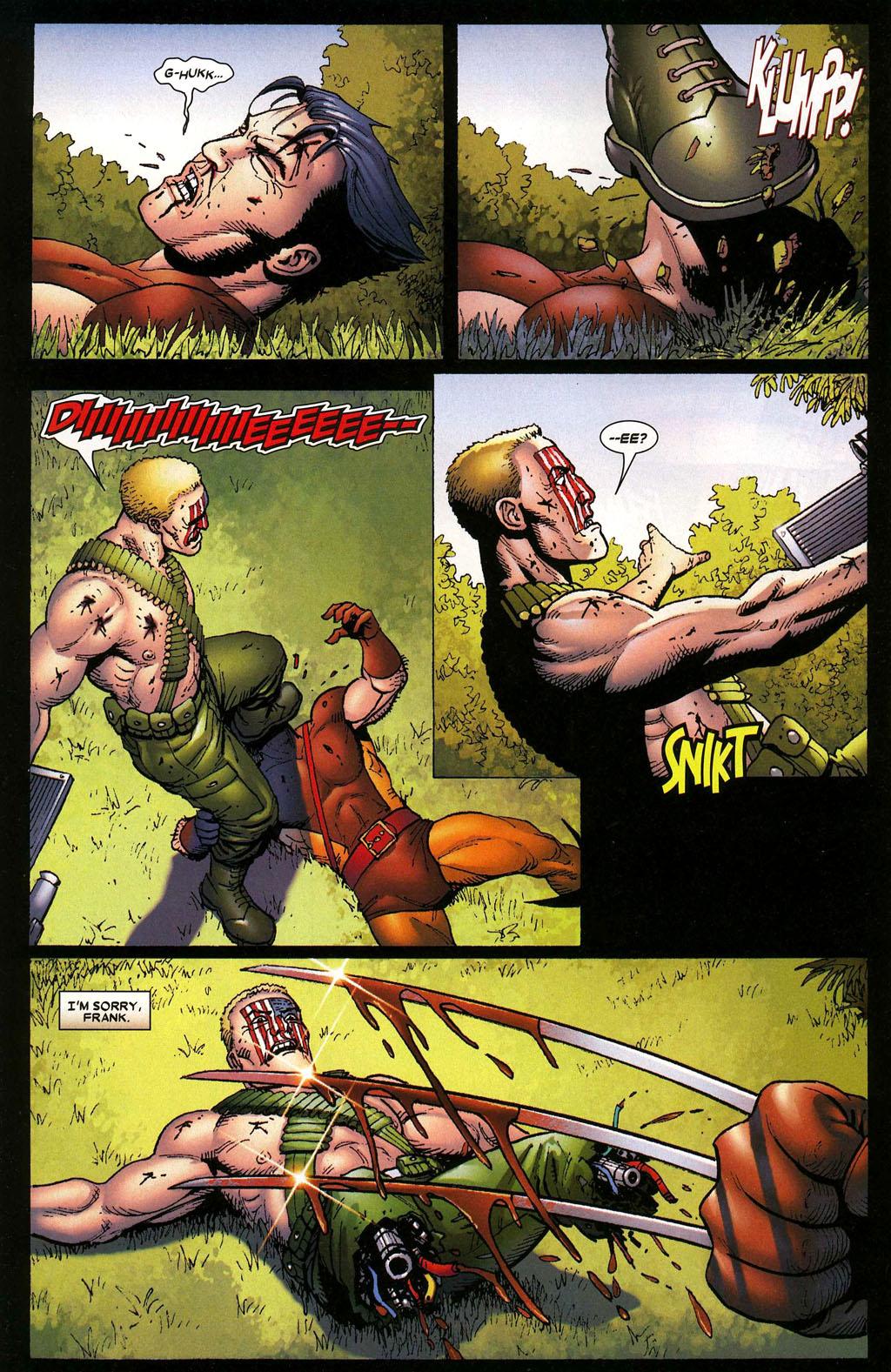 Read online Wolverine: Origins comic -  Issue #3 - 11
