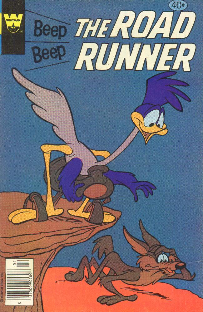 Beep Beep The Road Runner 87 Page 1