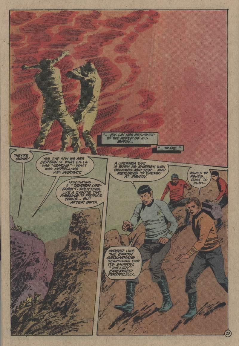 Star Trek (1984) #56 #59 - English 21