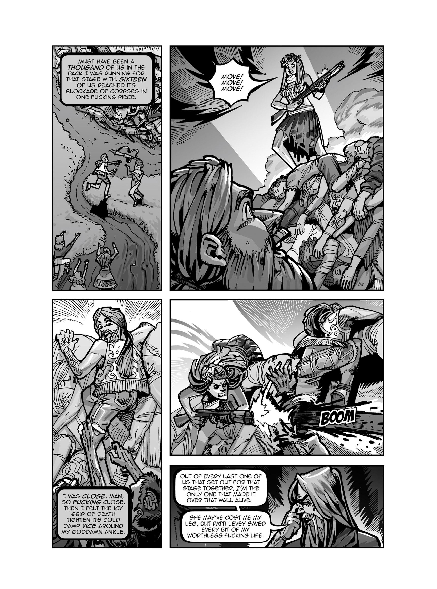 Read online FUBAR comic -  Issue #3 - 344
