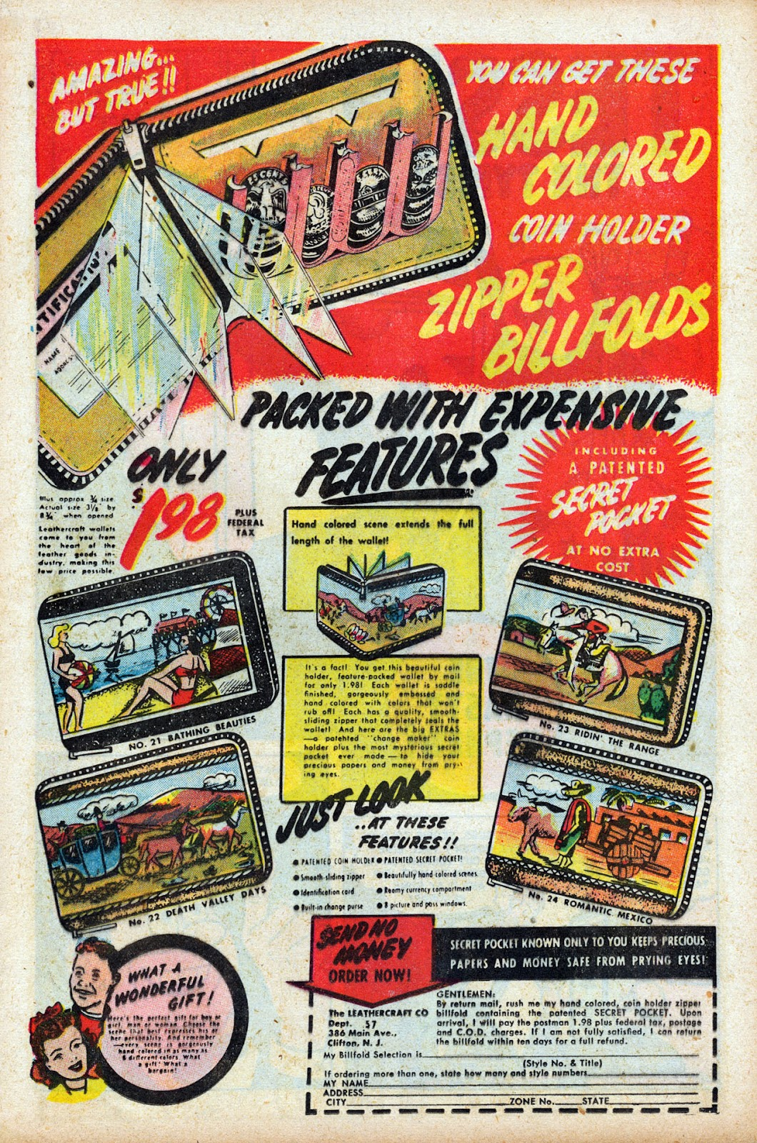 Read online Comedy Comics (1948) comic -  Issue #3 - 11
