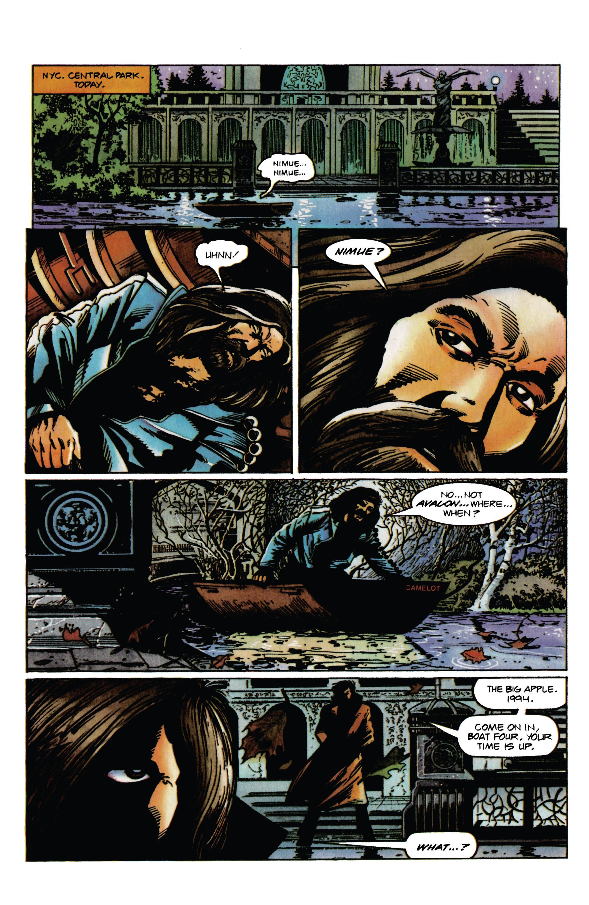 Read online Eternal Warrior (1992) comic -  Issue #31 - 6