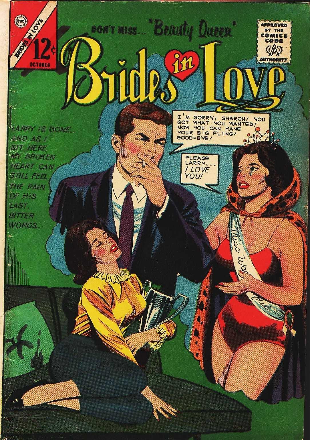 Brides in Love 43 Page 1