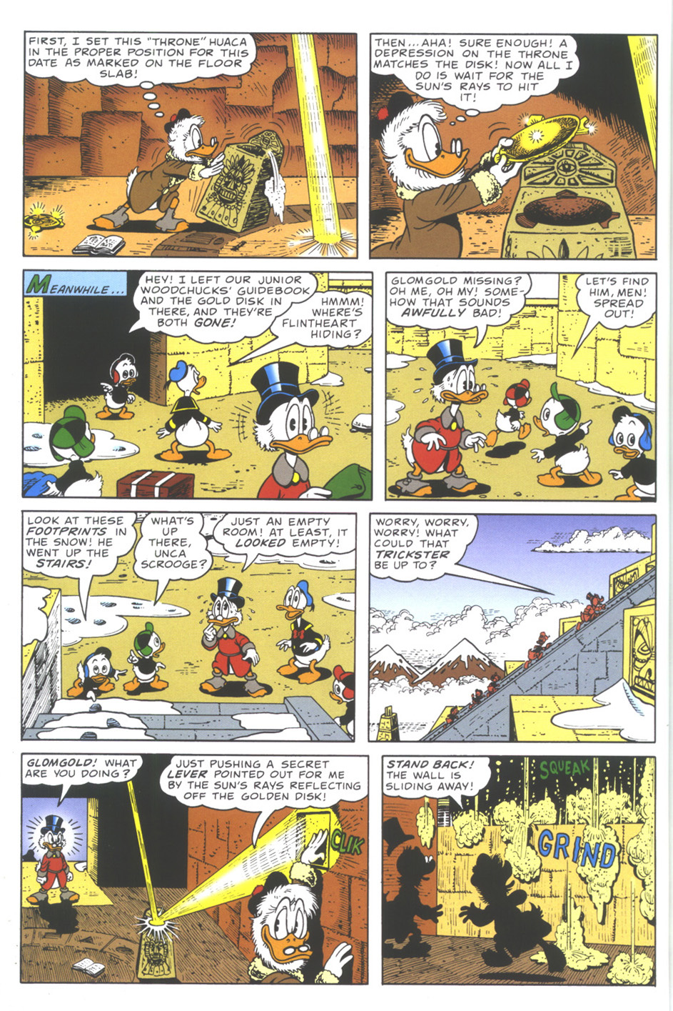 Read online Uncle Scrooge (1953) comic -  Issue #335 - 20