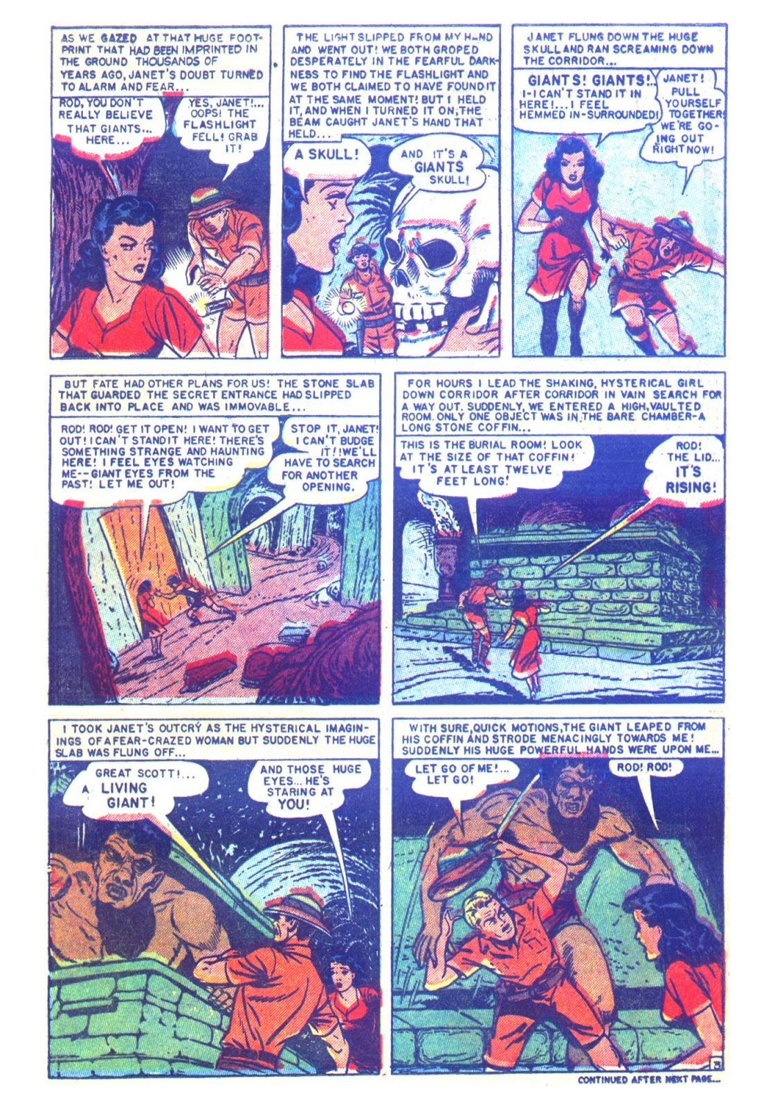 Journey Into Unknown Worlds (1950) issue 37 - Page 16