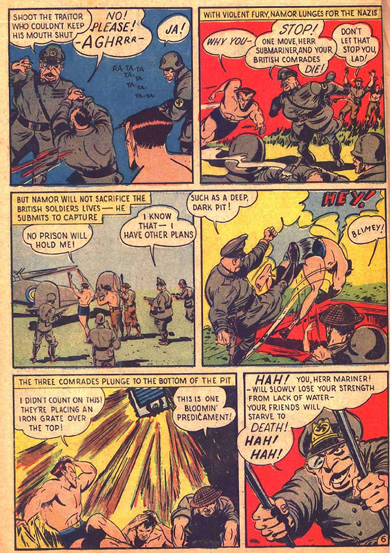 Read online All-Winners Comics comic -  Issue #9 - 33