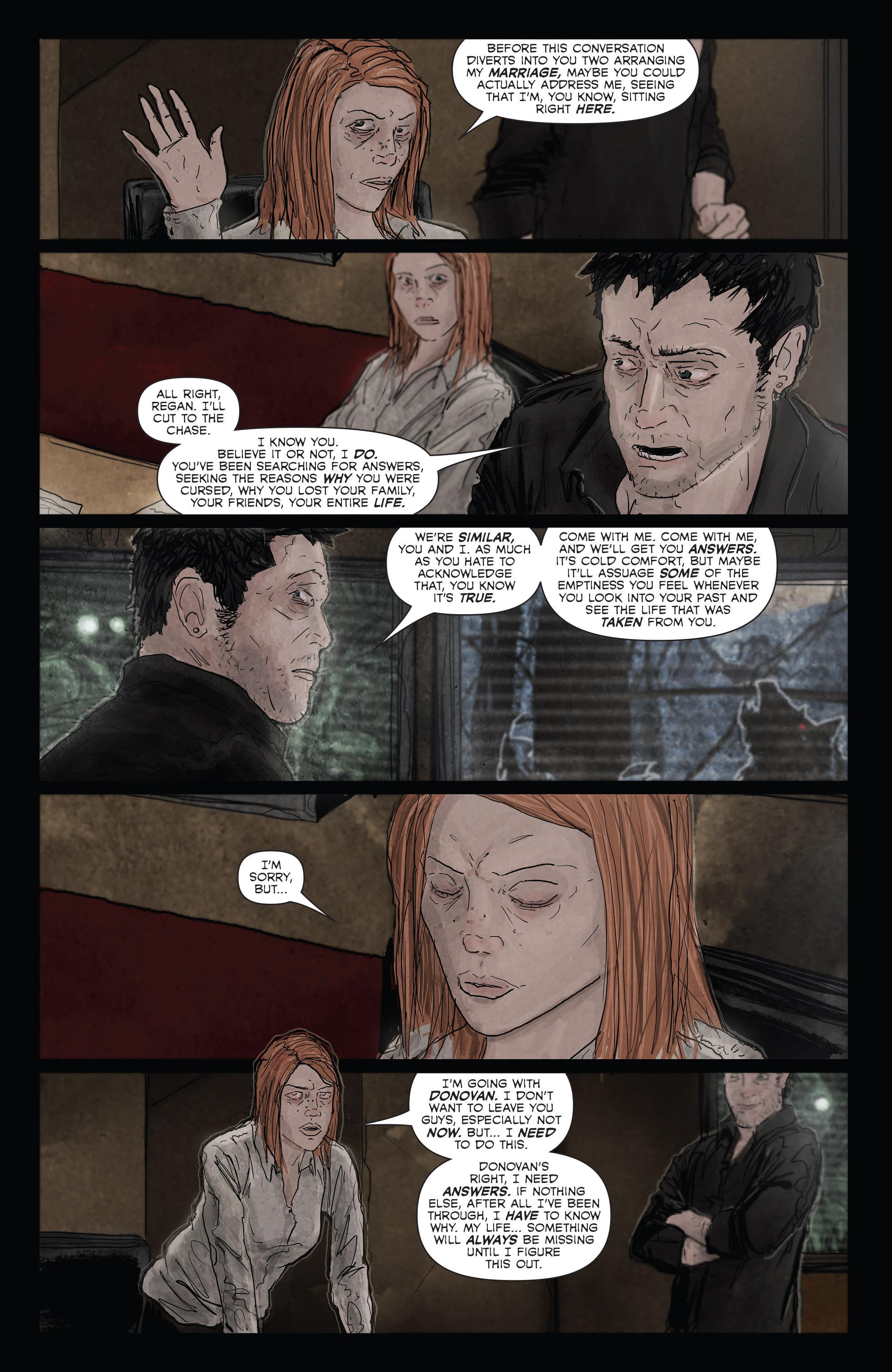 Read online Hoax Hunters (2012) comic -  Issue # TPB 3 - 16