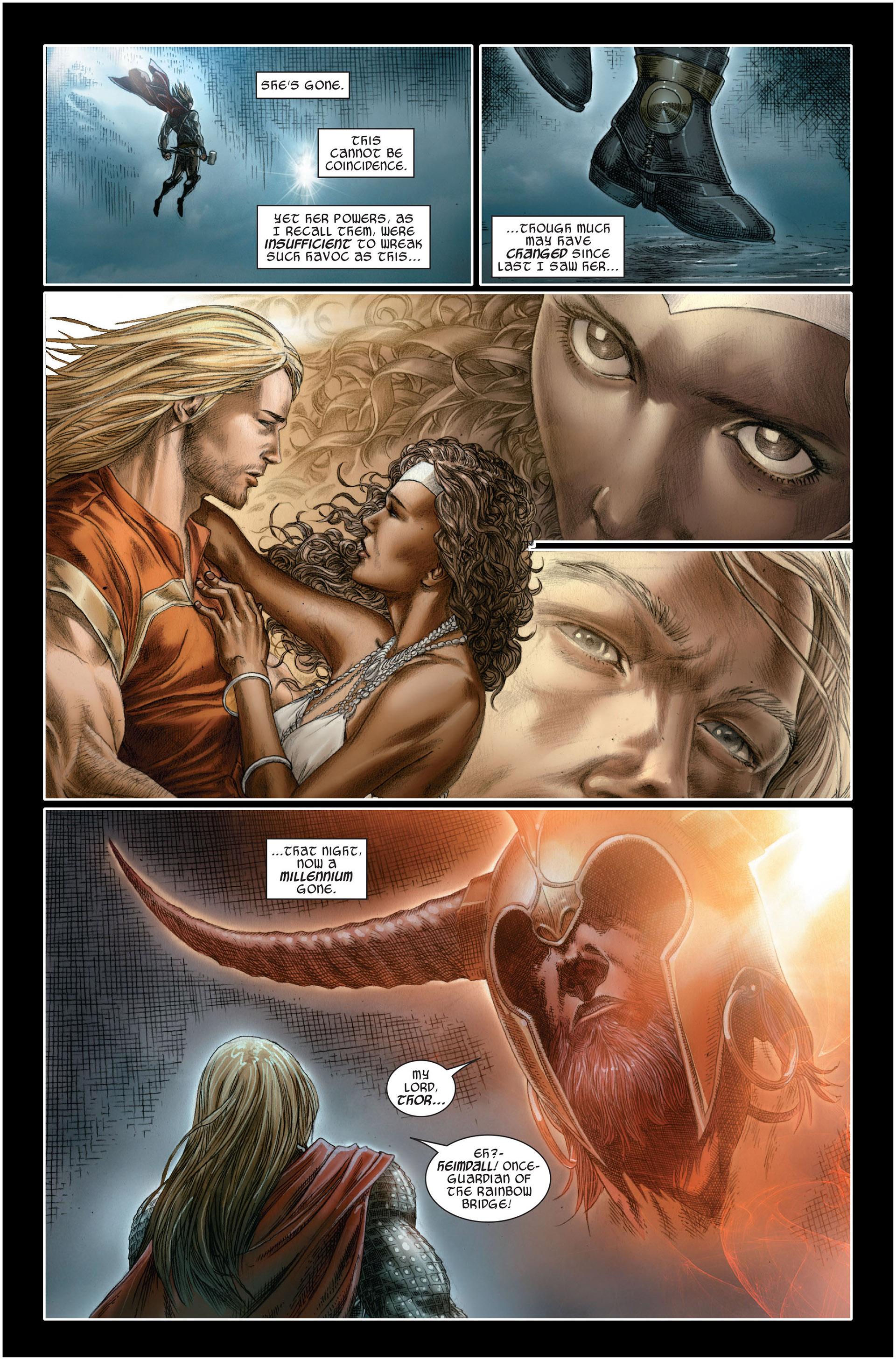 Read online Astonishing Thor comic -  Issue #1 - 7