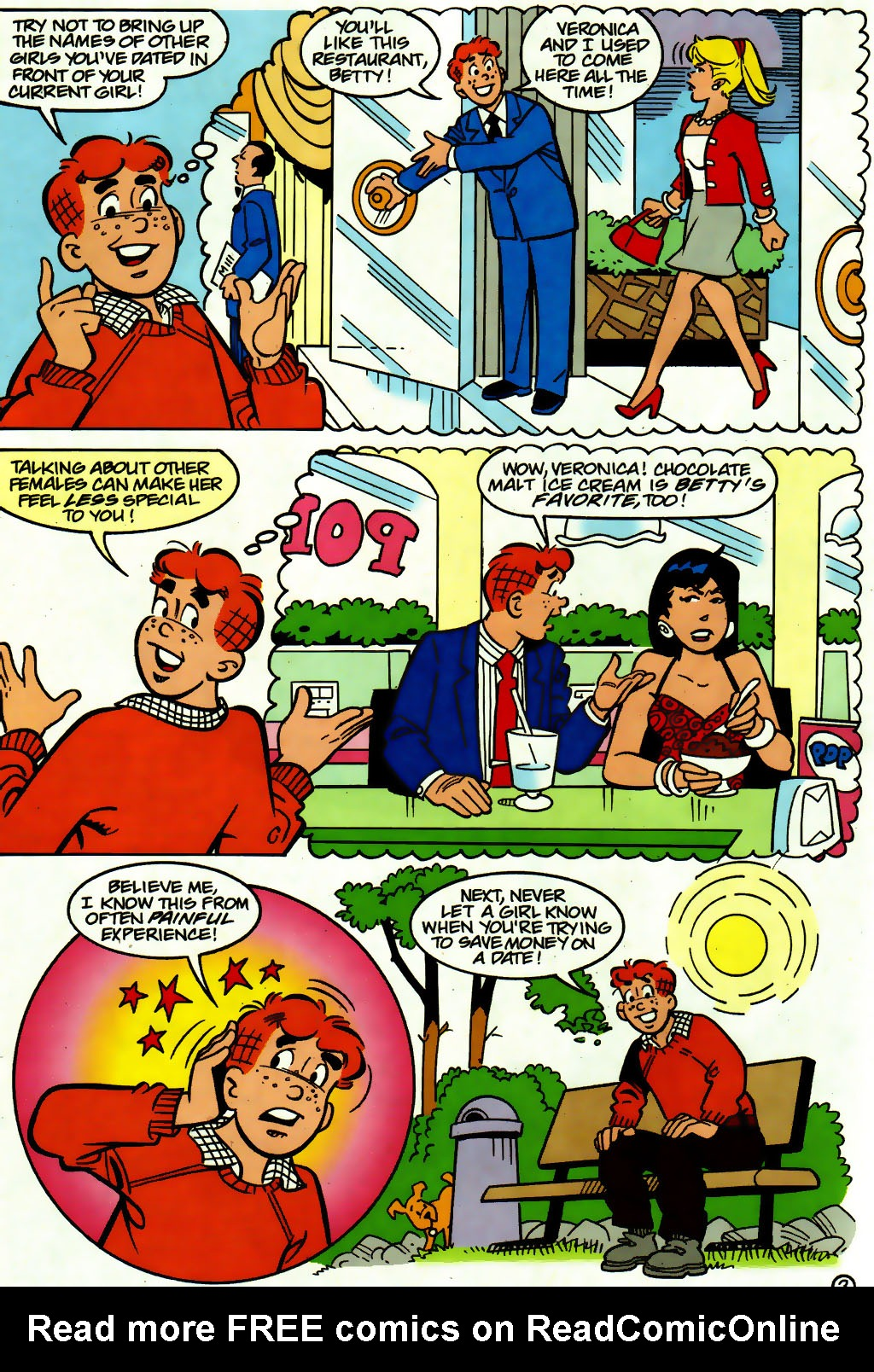 Read online Archie (1960) comic -  Issue #560 - 14