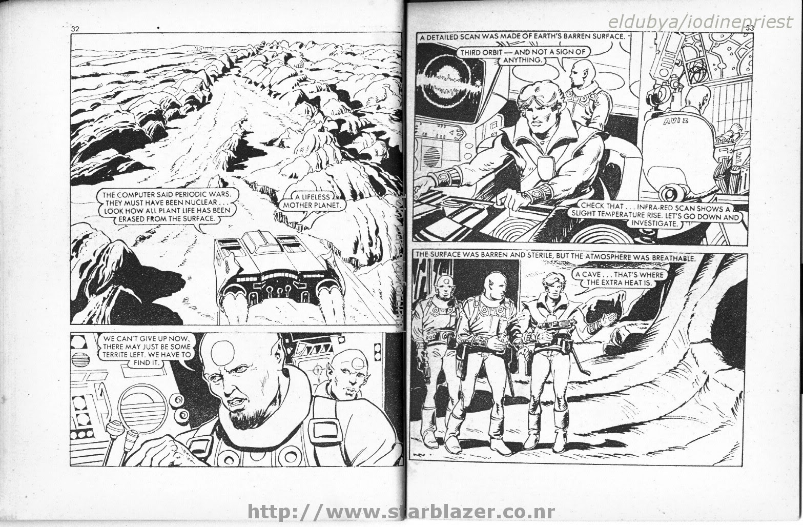 Starblazer issue 33 - Page 18