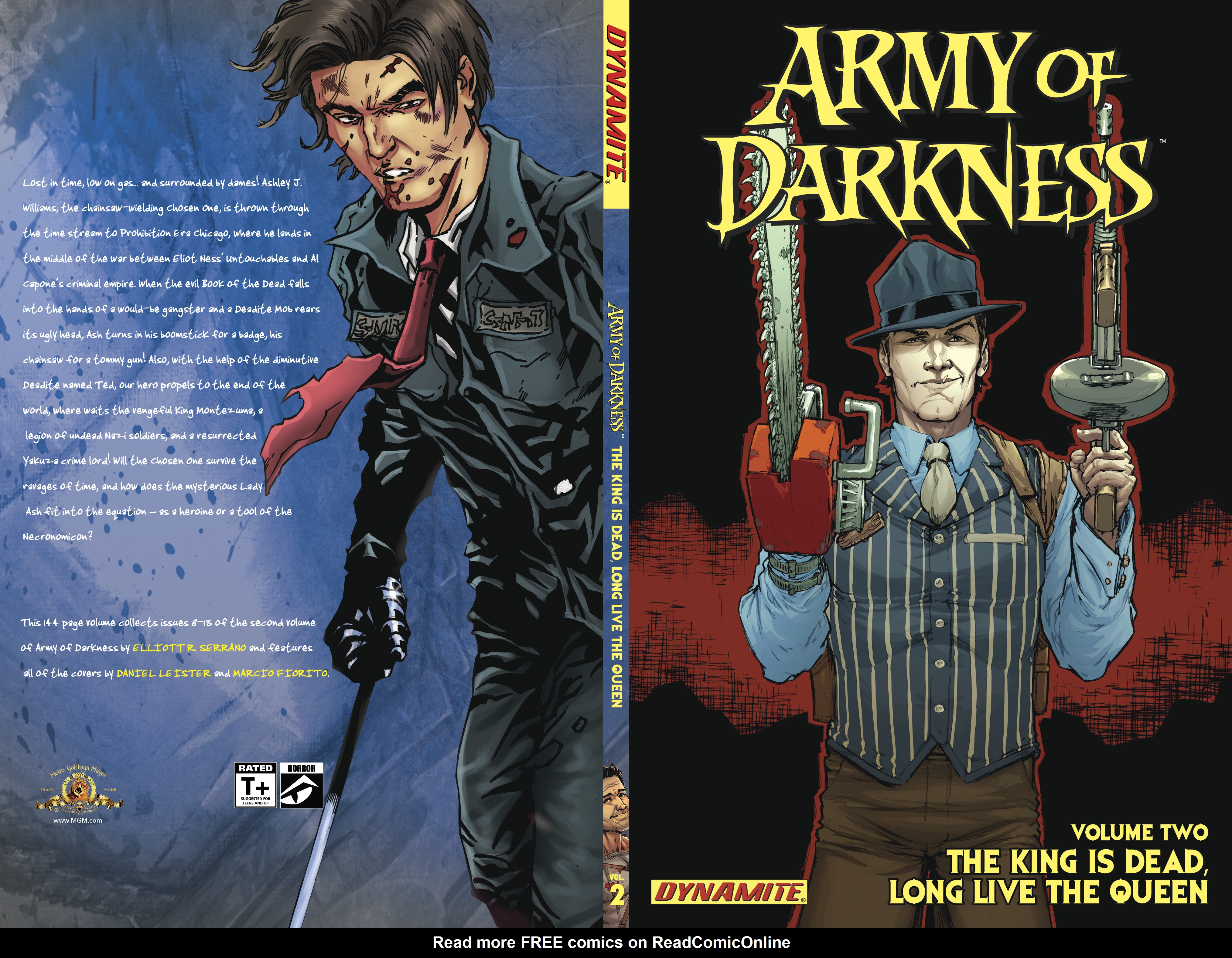 Army of Darkness (2012) TPB_2 Page 1