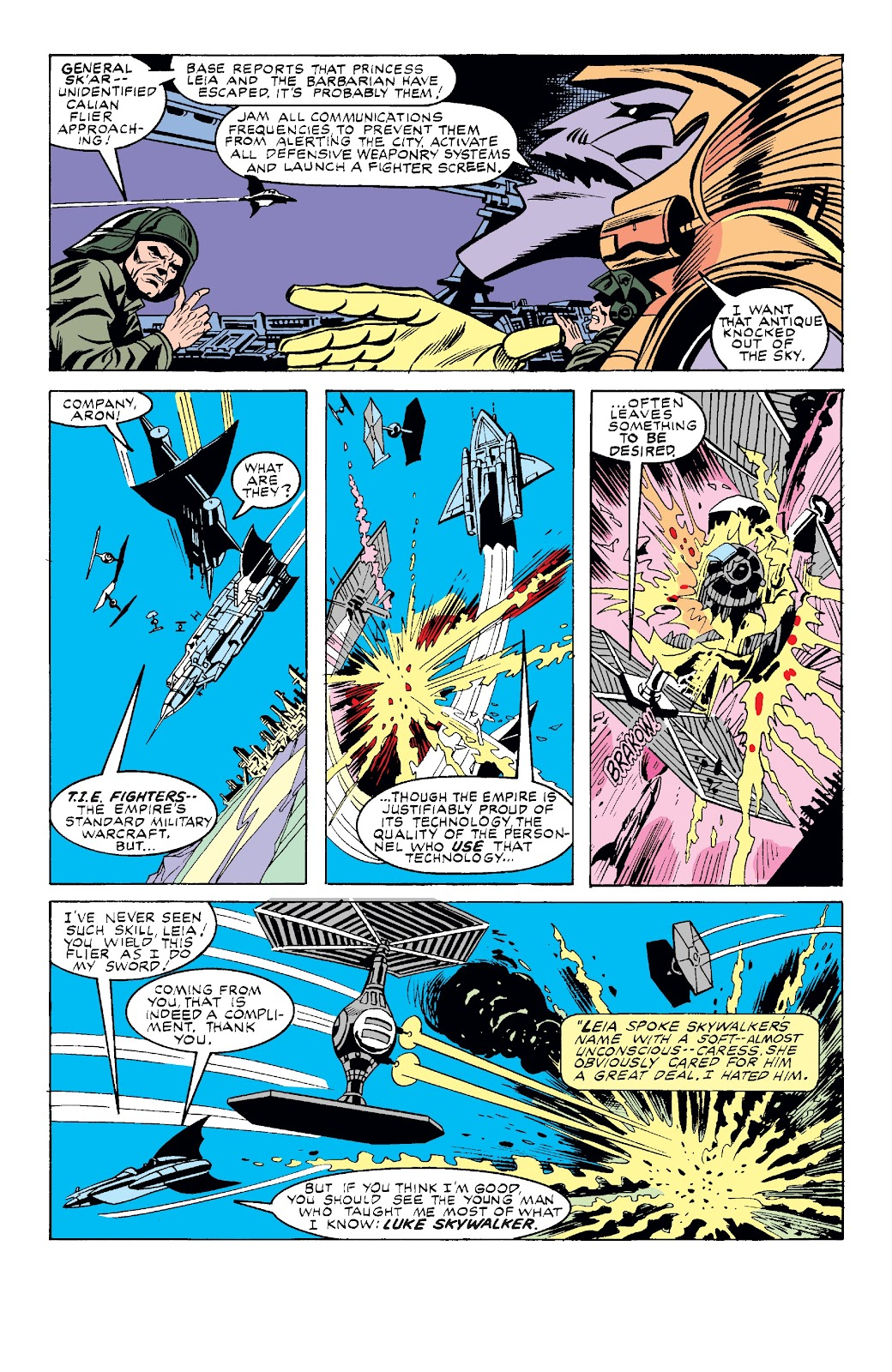Read online Star Wars Legends: The Original Marvel Years - Epic Collection comic -  Issue # TPB 3 (Part 4) - 41