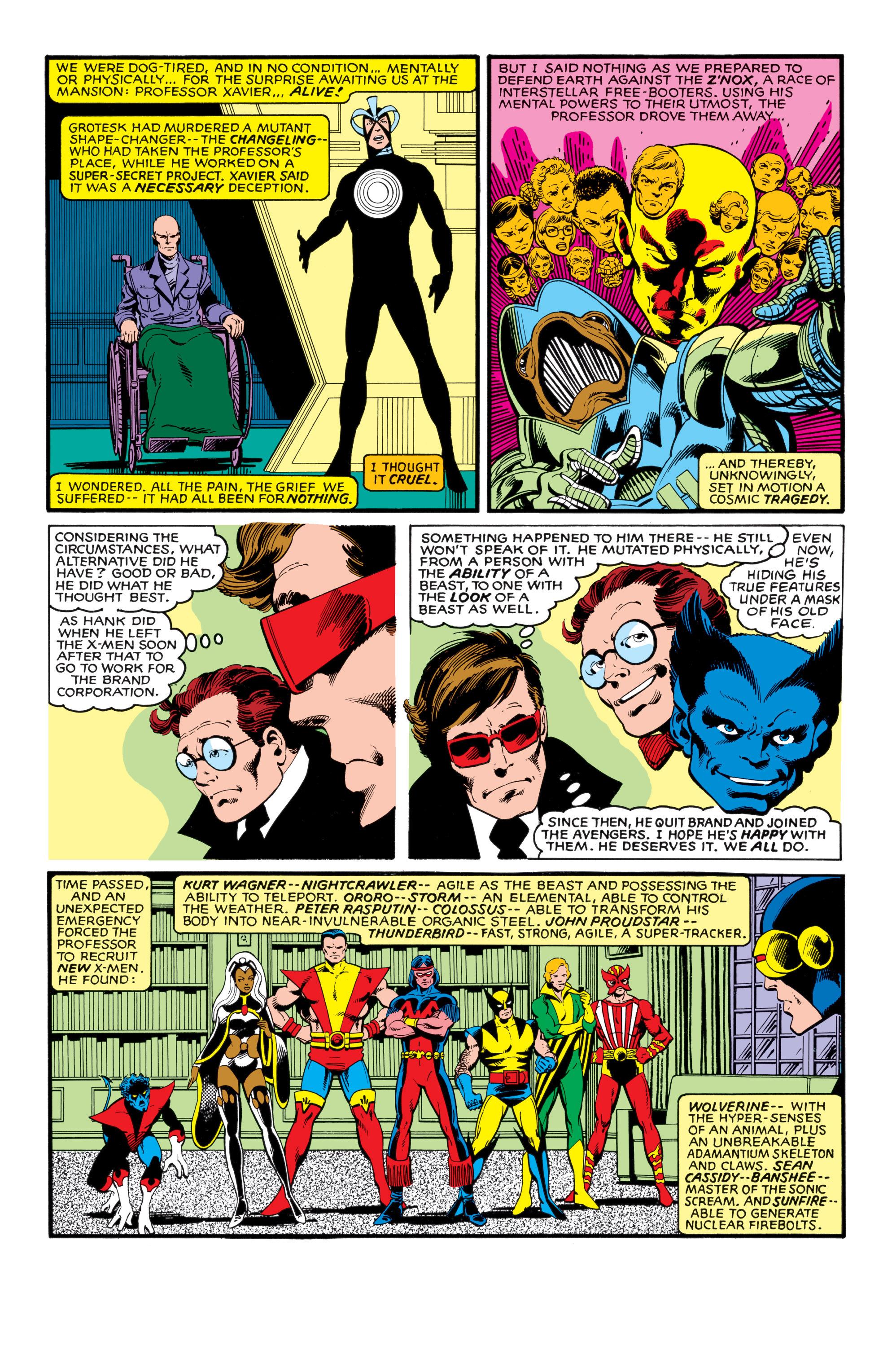 Read online Uncanny X-Men (1963) comic -  Issue #138 - 12