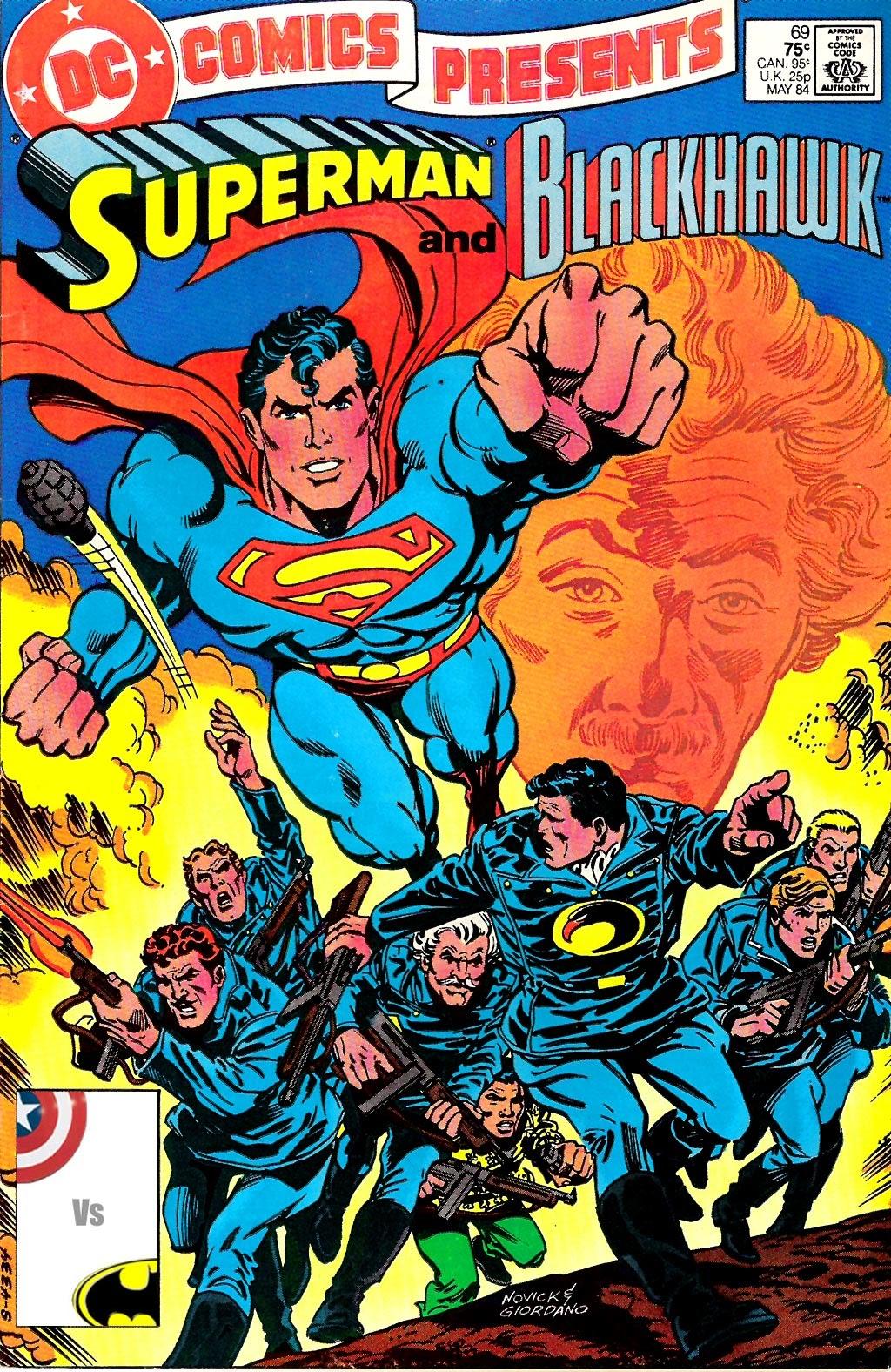 DC Comics Presents (1978) 69 Page 1