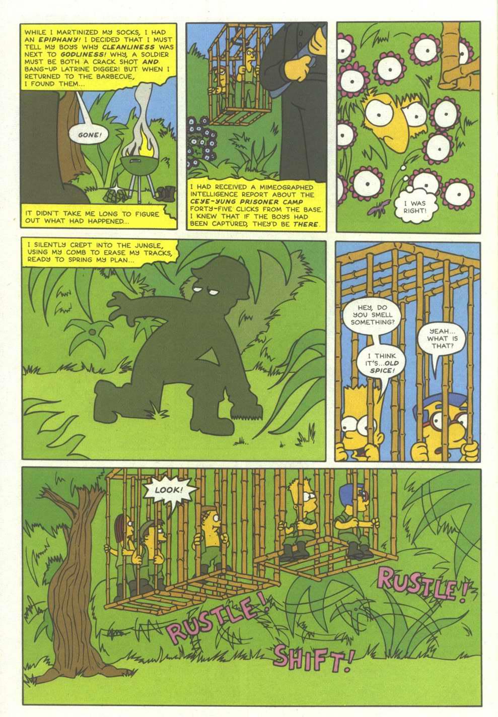 Read online Simpsons Comics comic -  Issue #12 - 26
