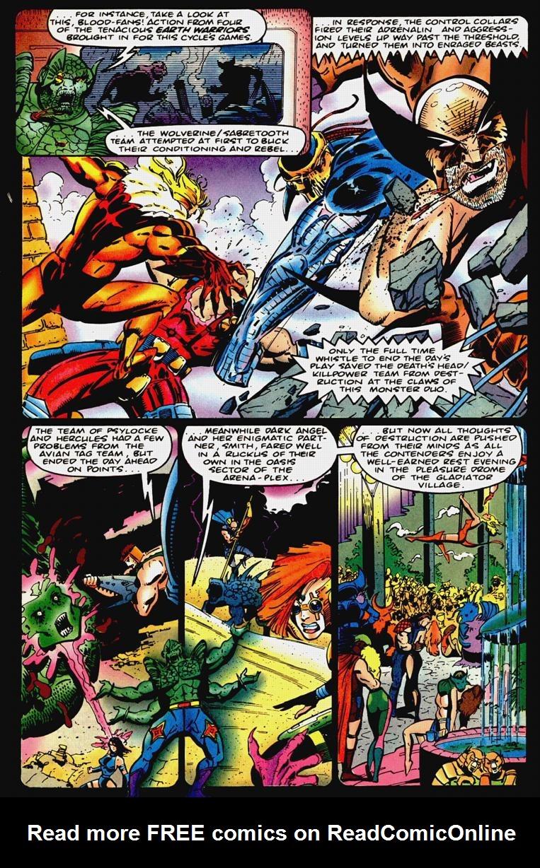 Read online Battletide comic -  Issue #3 - 7