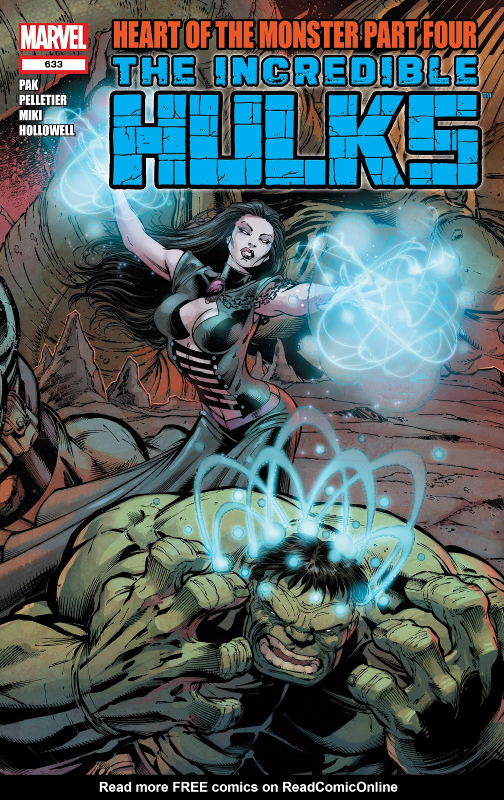 Read online Incredible Hulks (2010) comic -  Issue # _TPB Heart of the Monster - 68