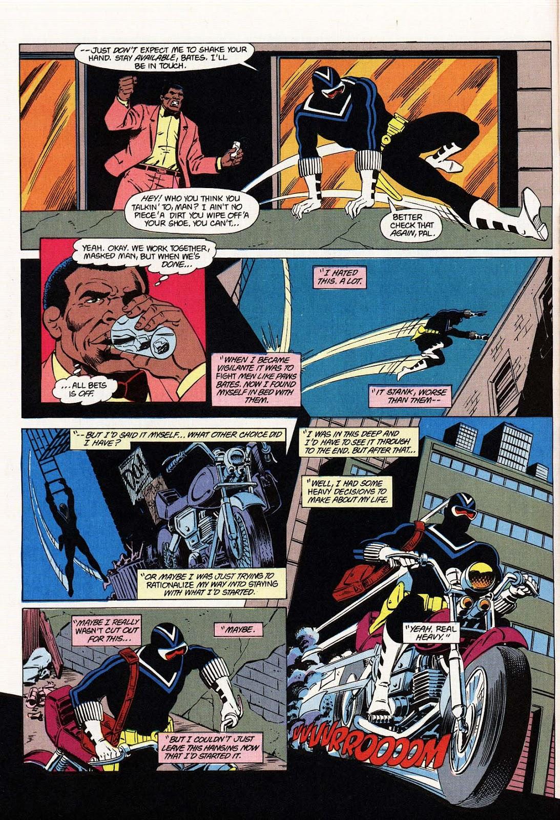 Vigilante (1983) issue 31 - Page 8