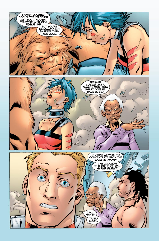 Read online Alpha Flight (2004) comic -  Issue #5 - 6
