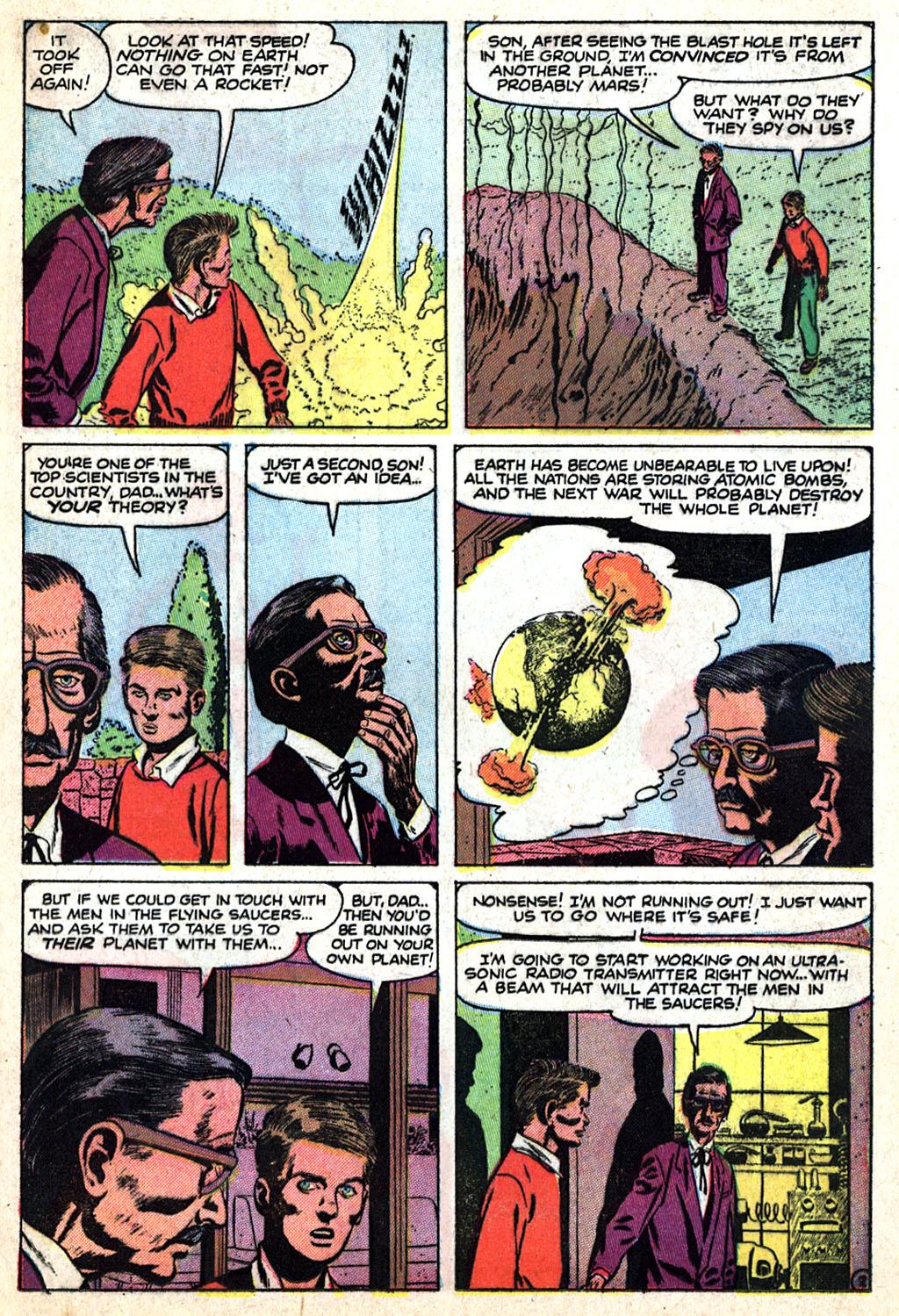 Read online Adventures into Weird Worlds comic -  Issue #17 - 11
