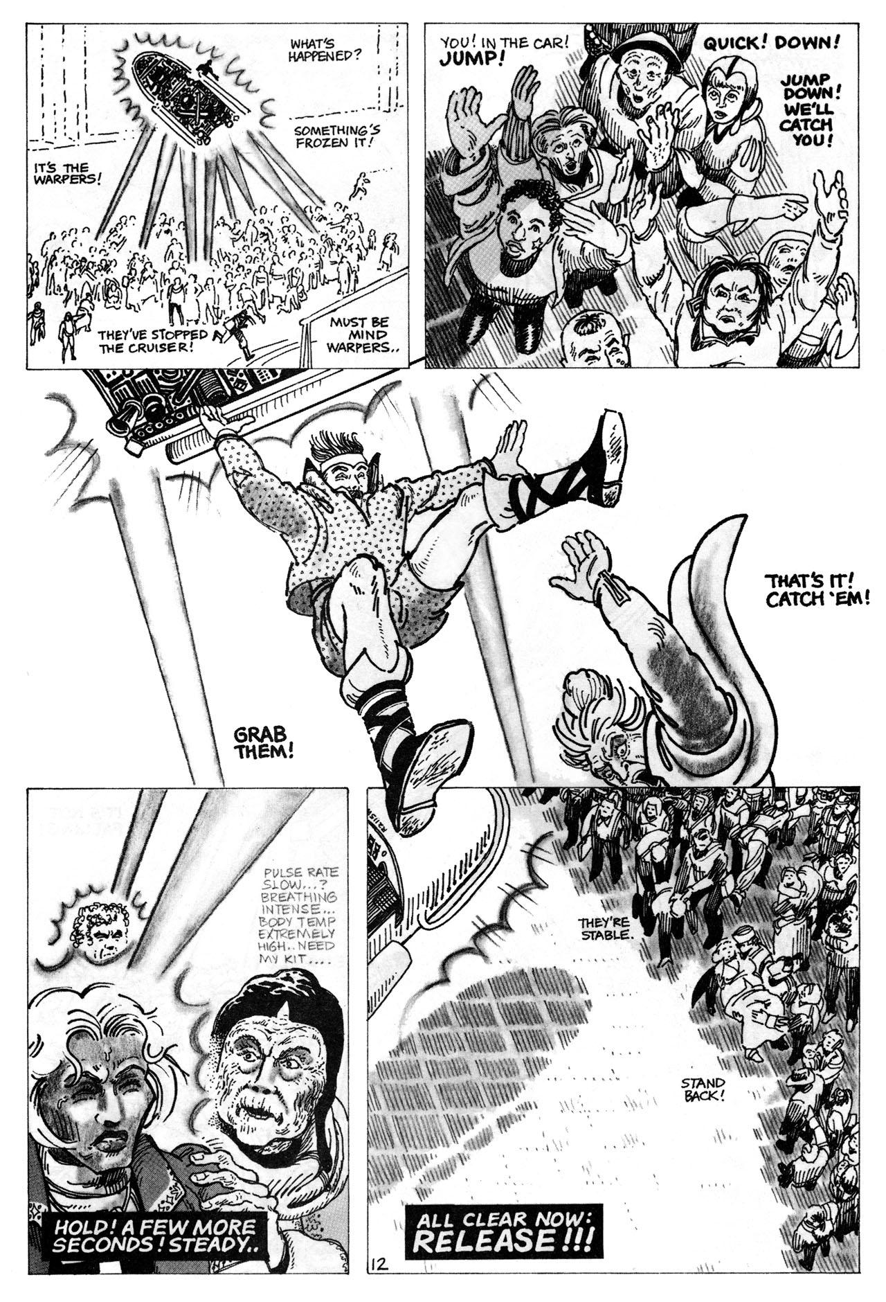 Read online Star*Reach comic -  Issue #16 - 14
