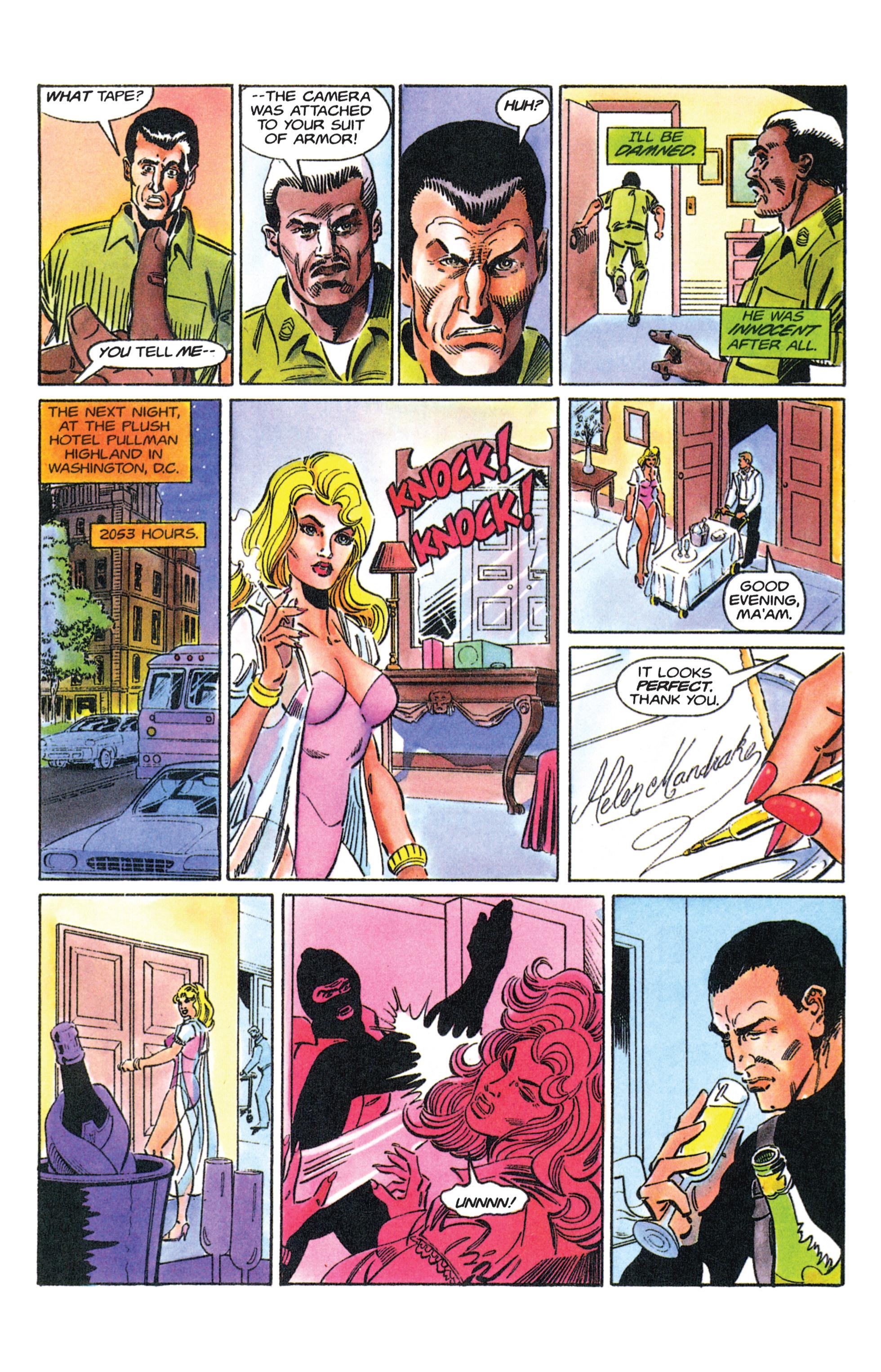 Read online Armorines comic -  Issue #12 - 15