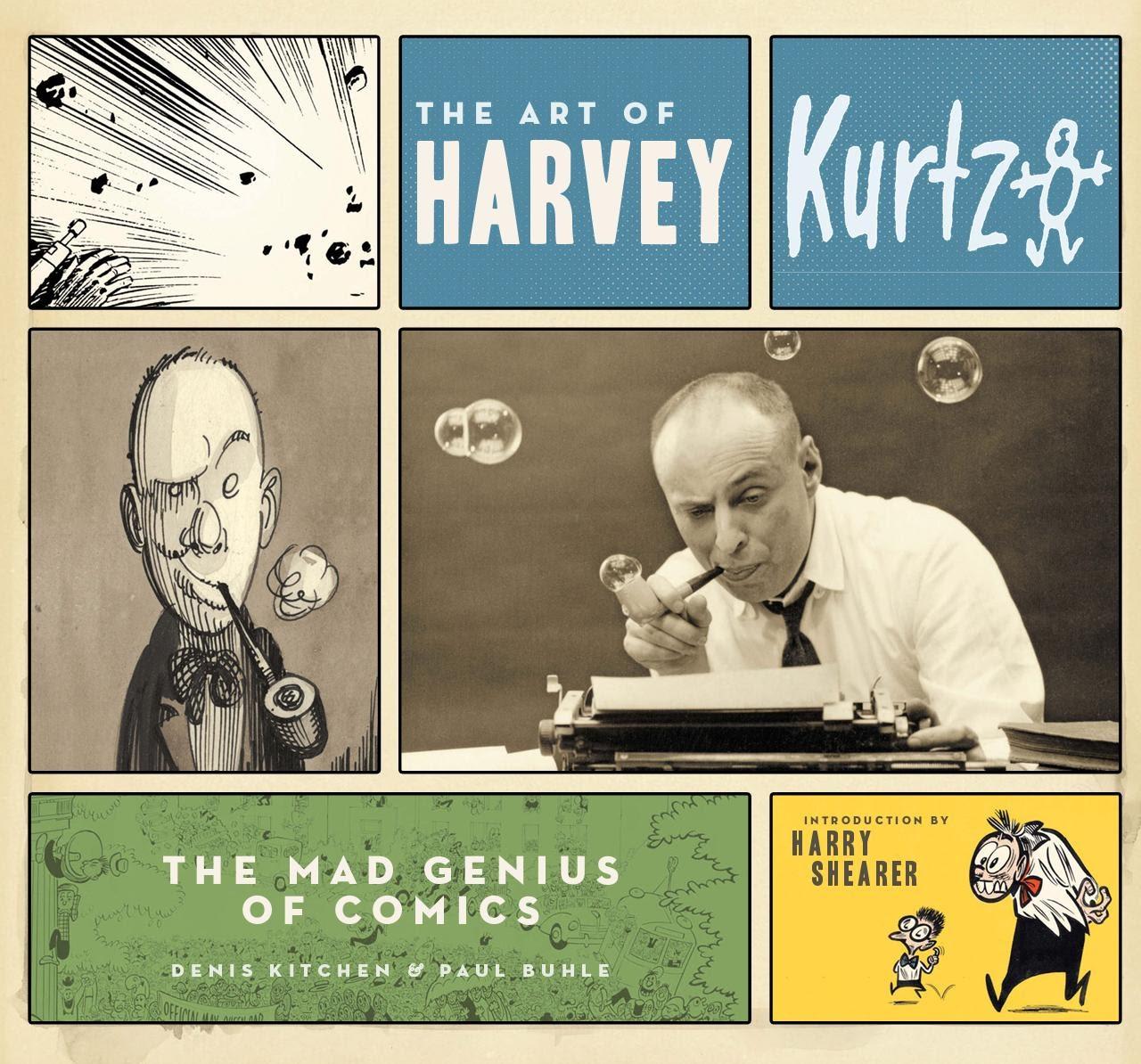 The Art of Harvey Kurtzman TPB_(Part_1) Page 1