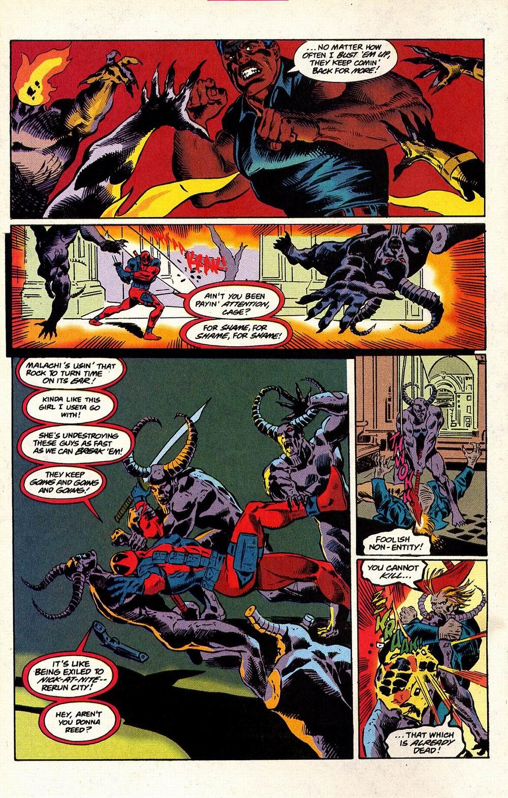 Read online Secret Defenders comic -  Issue #17 - 6