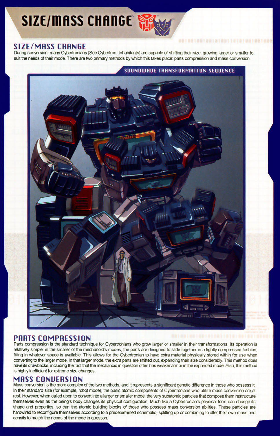 Read online Transformers: More than Meets the Eye comic -  Issue #8 - 45