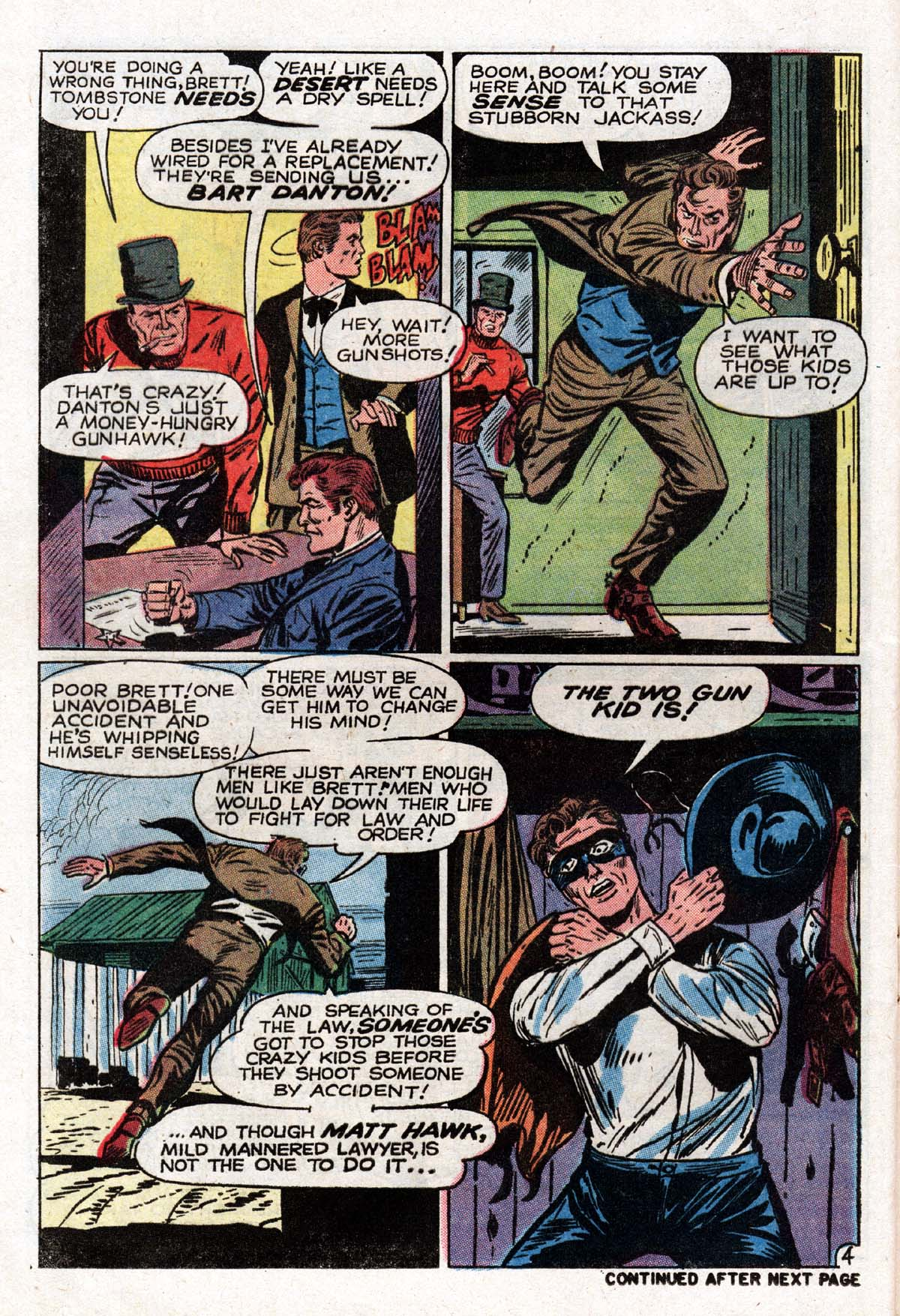 Read online Two-Gun Kid comic -  Issue #104 - 24