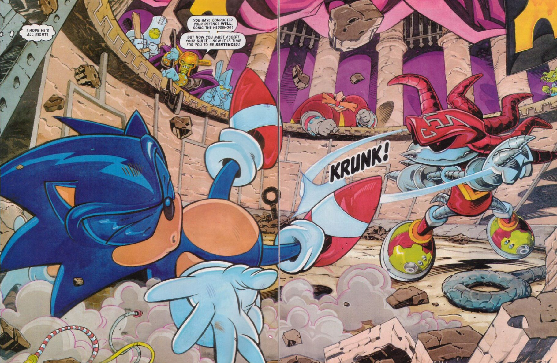 Read online Sonic the Comic comic -  Issue #111 - 4