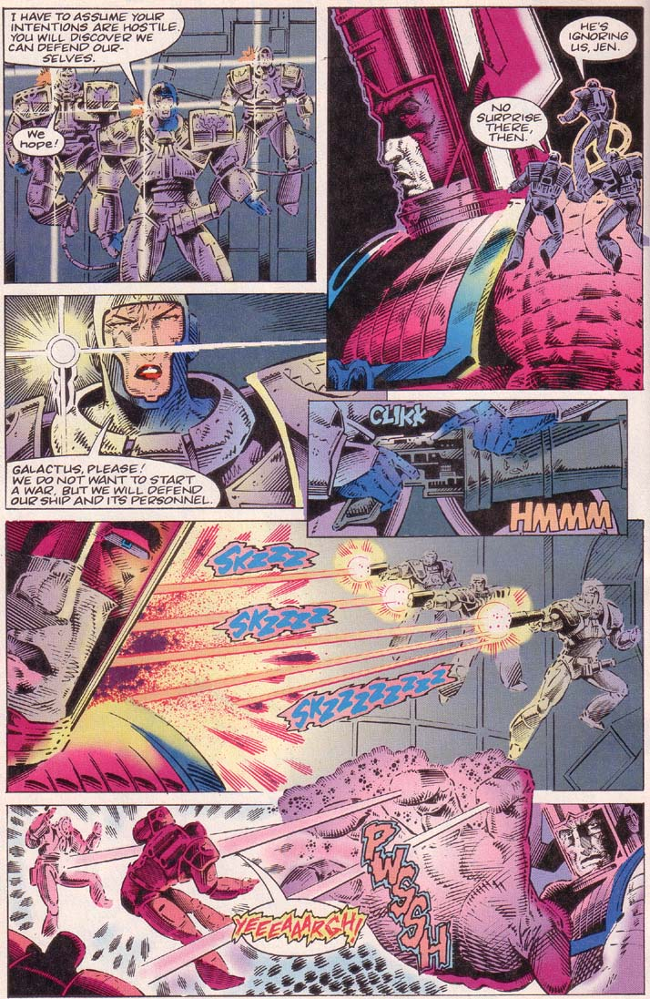 Read online Cyberspace 3000 comic -  Issue #2 - 5