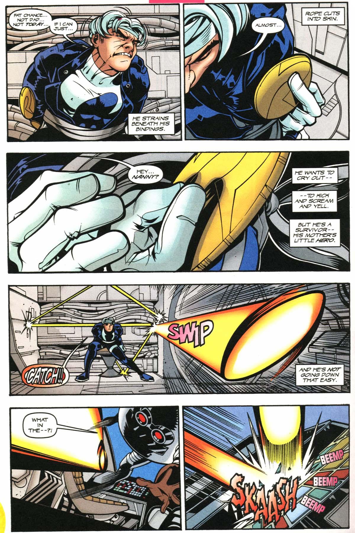 Read online Slingers comic -  Issue #9 - 16