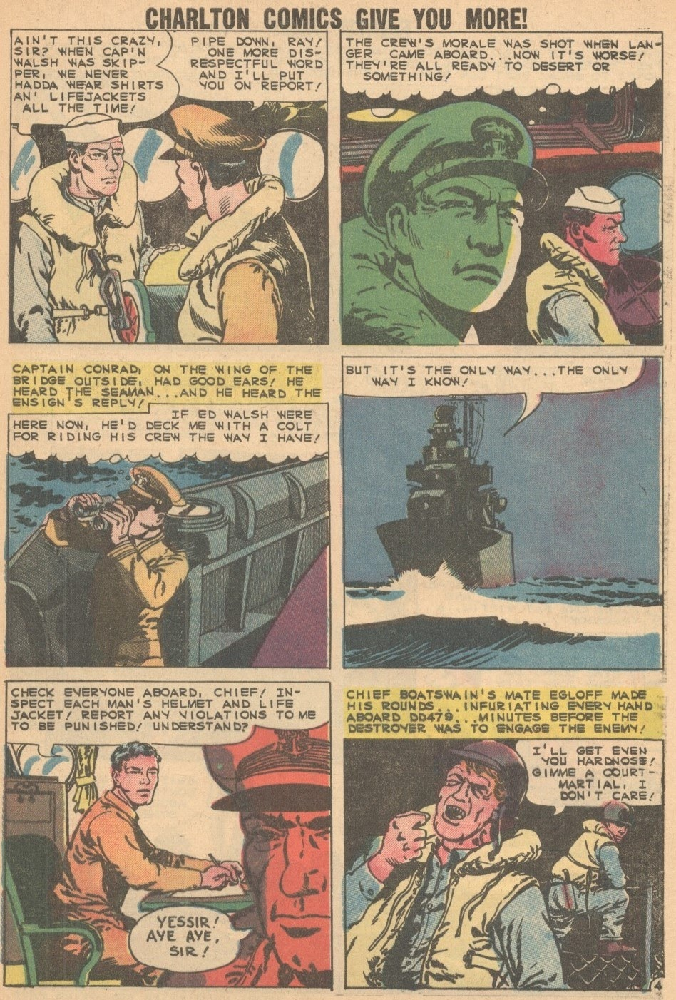 Read online Fightin' Navy comic -  Issue #93 - 29