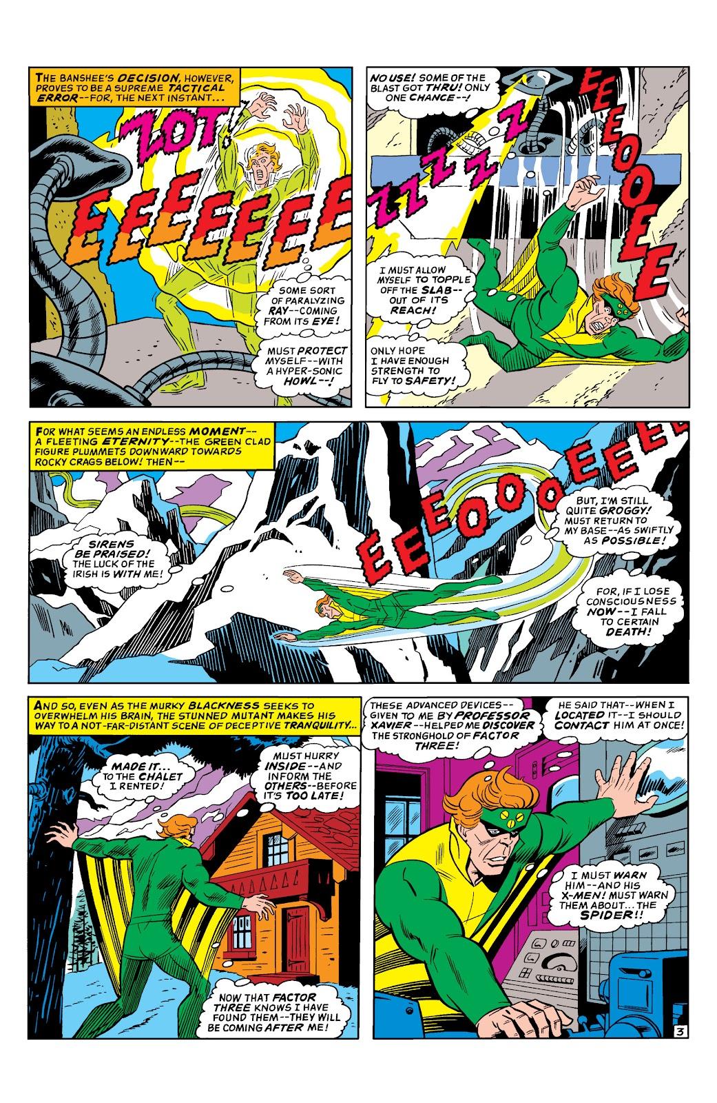 Uncanny X-Men (1963) issue 35 - Page 4