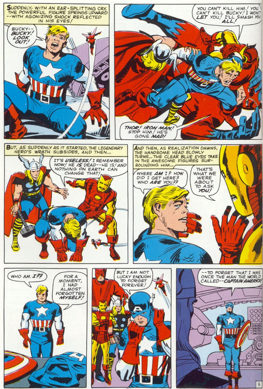 The Avengers (1963) 4 Page 5