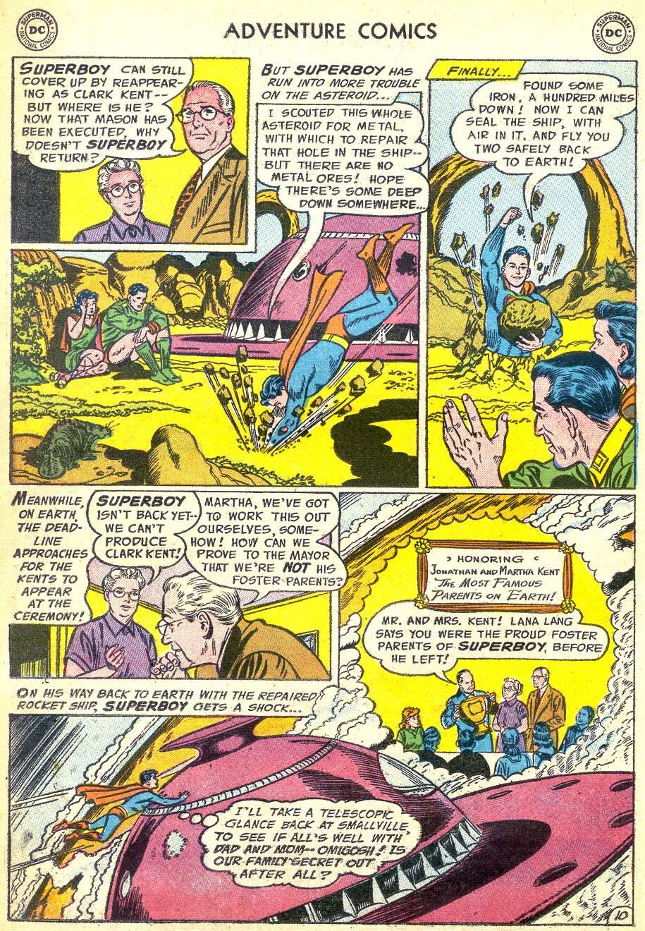 Read online Adventure Comics (1938) comic -  Issue #218 - 12