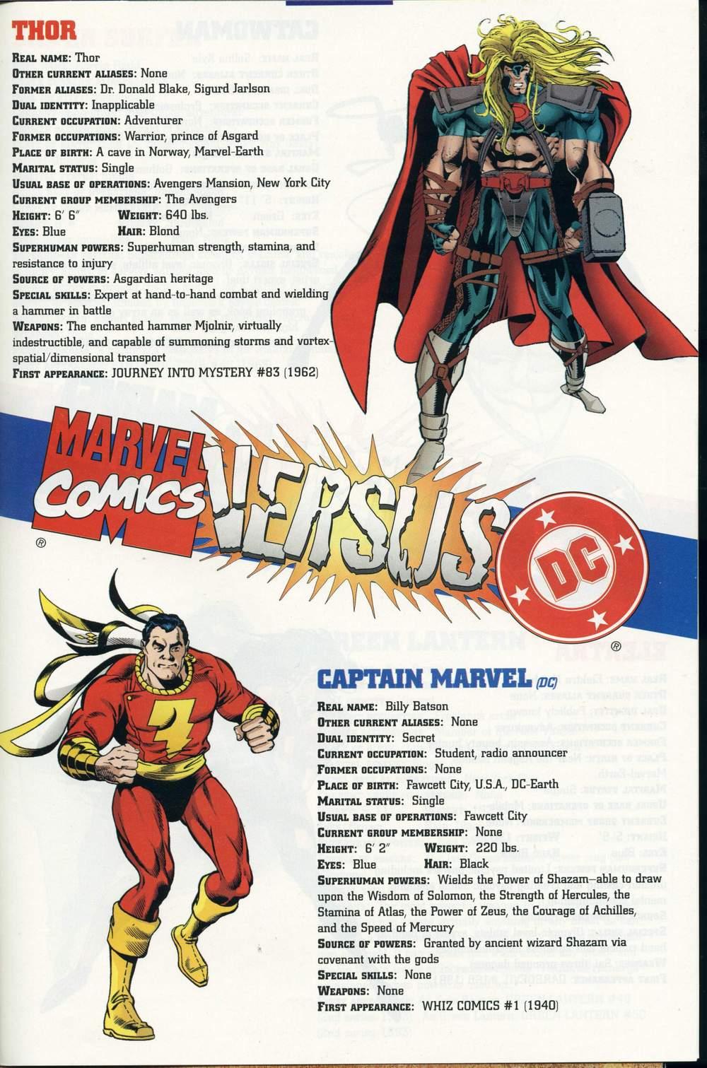 Read online DC Versus Marvel Comics comic -  Issue #2 - 38