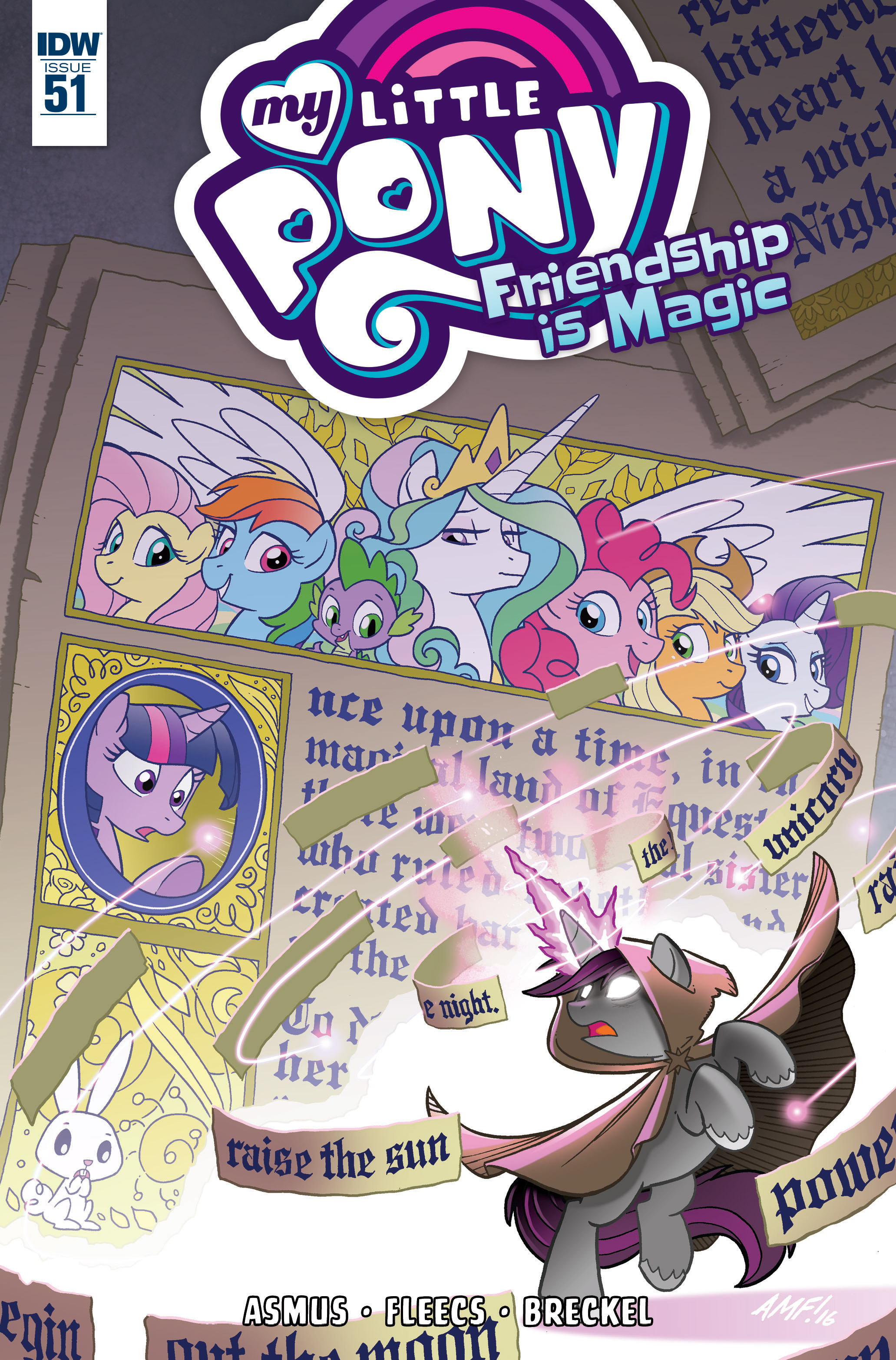 My Little Pony: Friendship is Magic 51 Page 1