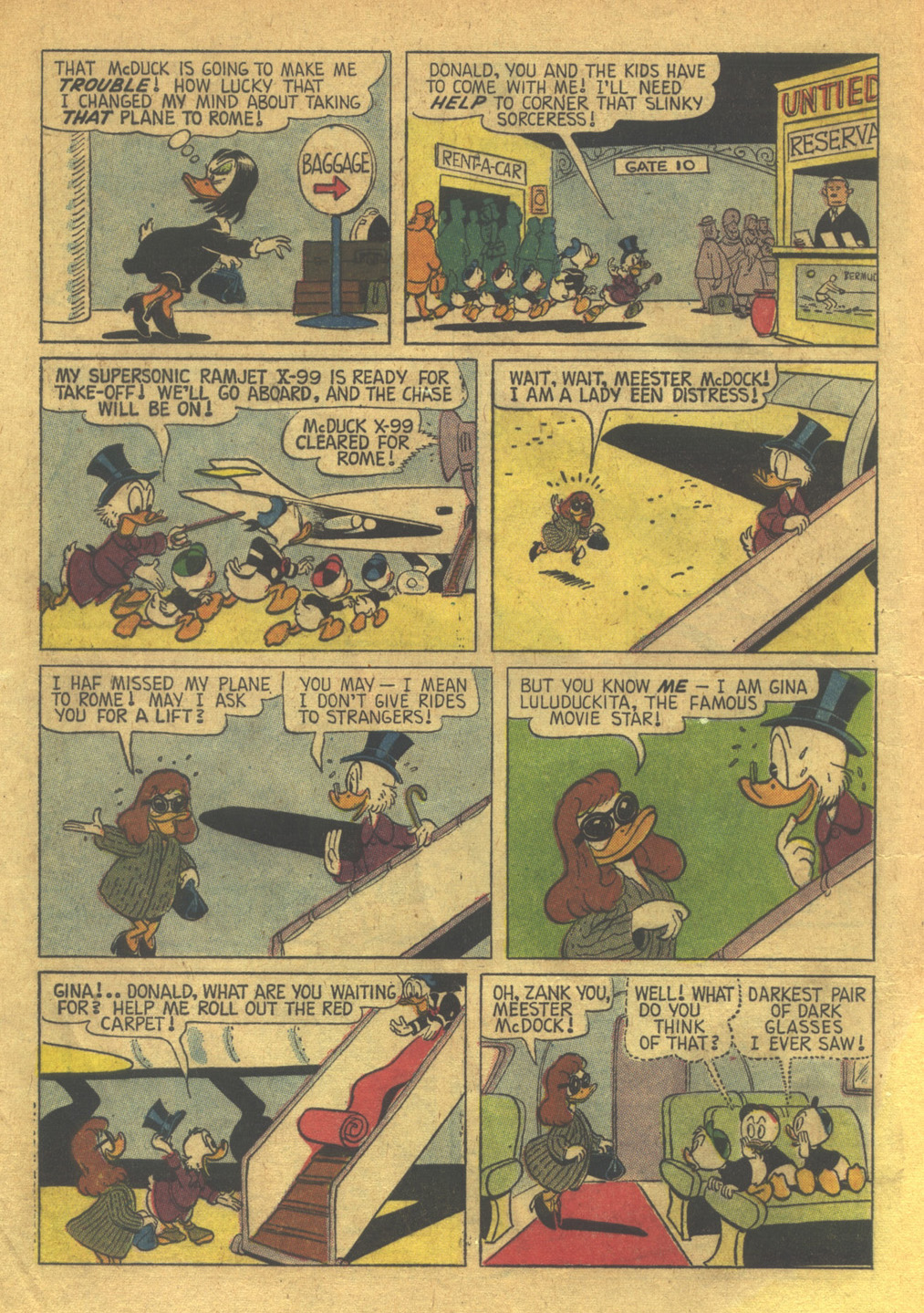 Read online Uncle Scrooge (1953) comic -  Issue #36 - 8