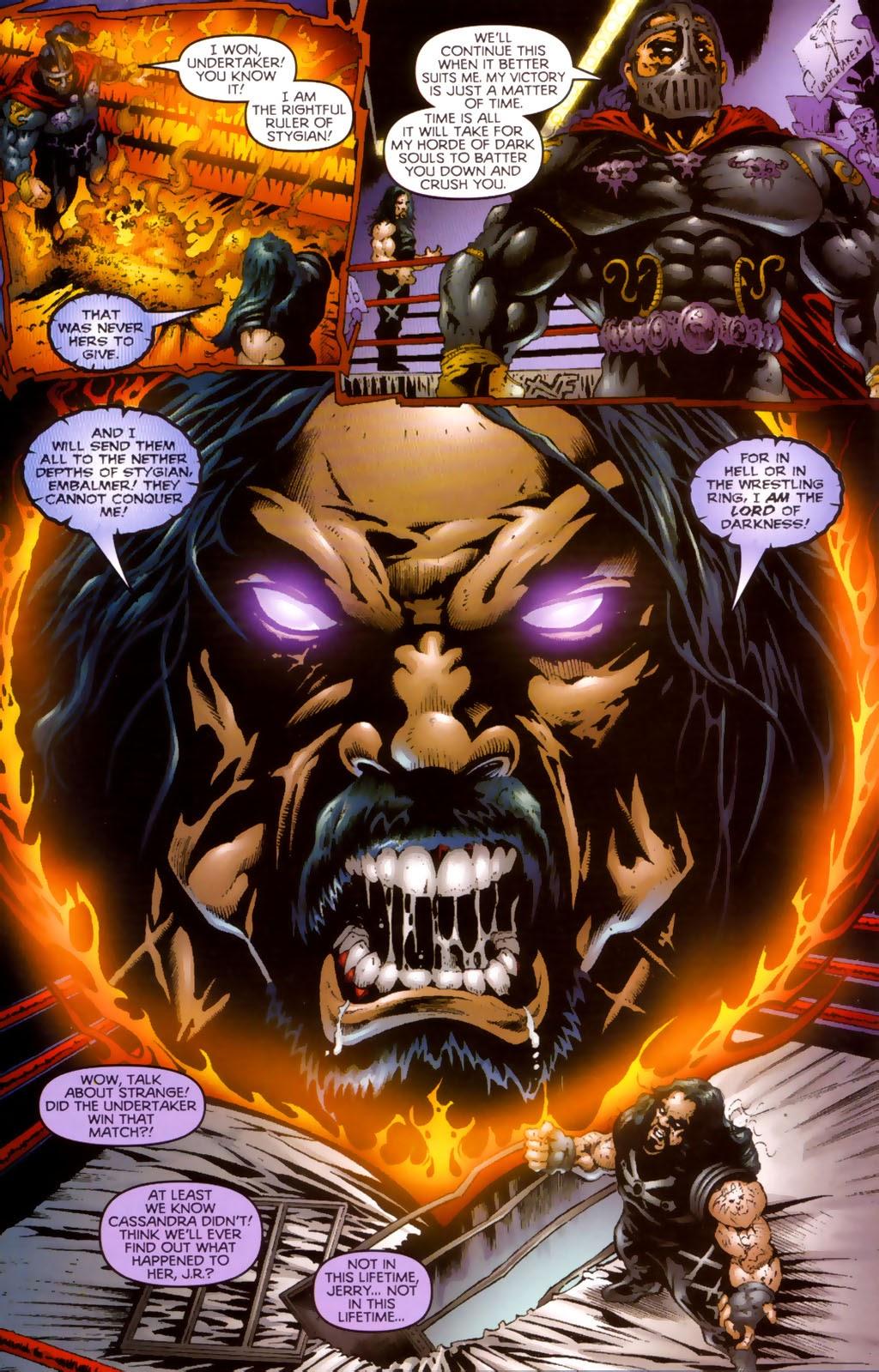 Read online Undertaker (1999) comic -  Issue #0.5 - 17