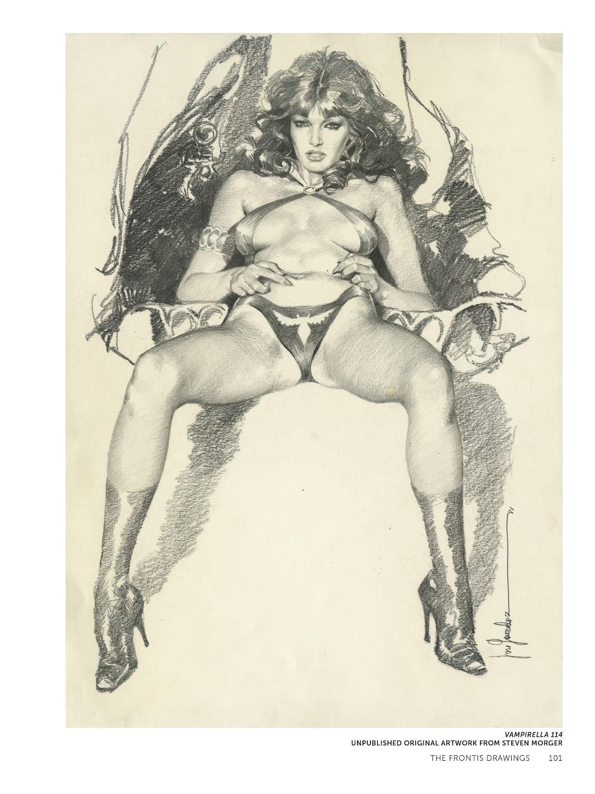 Read online The Art of Jose Gonzalez comic -  Issue # TPB (Part 2) - 3