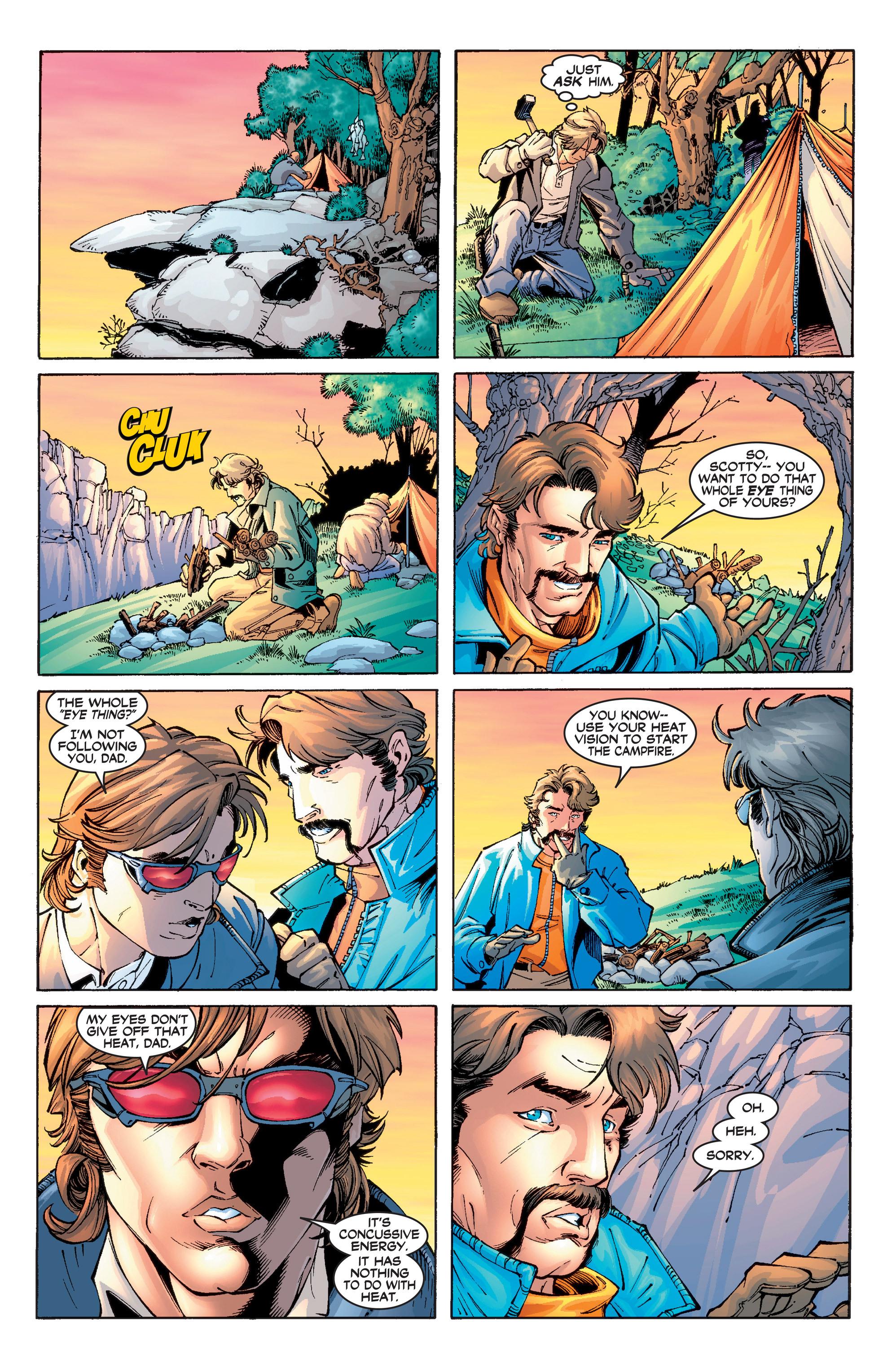 Read online Uncanny X-Men (1963) comic -  Issue #391 - 10