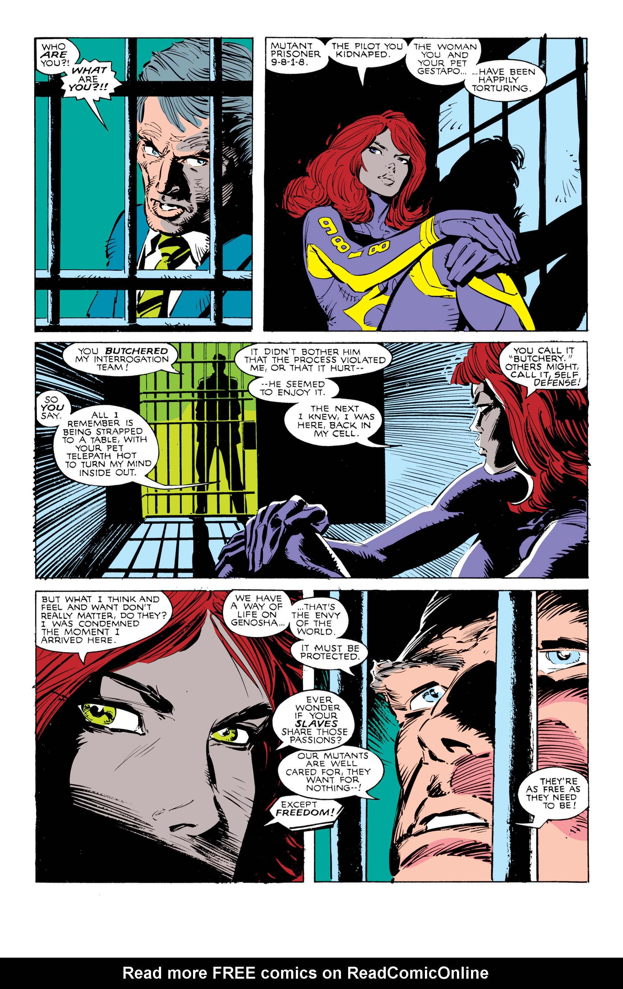 Read online Uncanny X-Men (1963) comic -  Issue #238 - 7